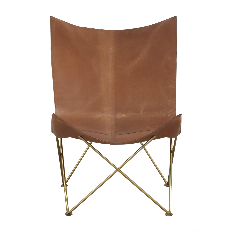 CB2 CB2 Butterfly Chair ct