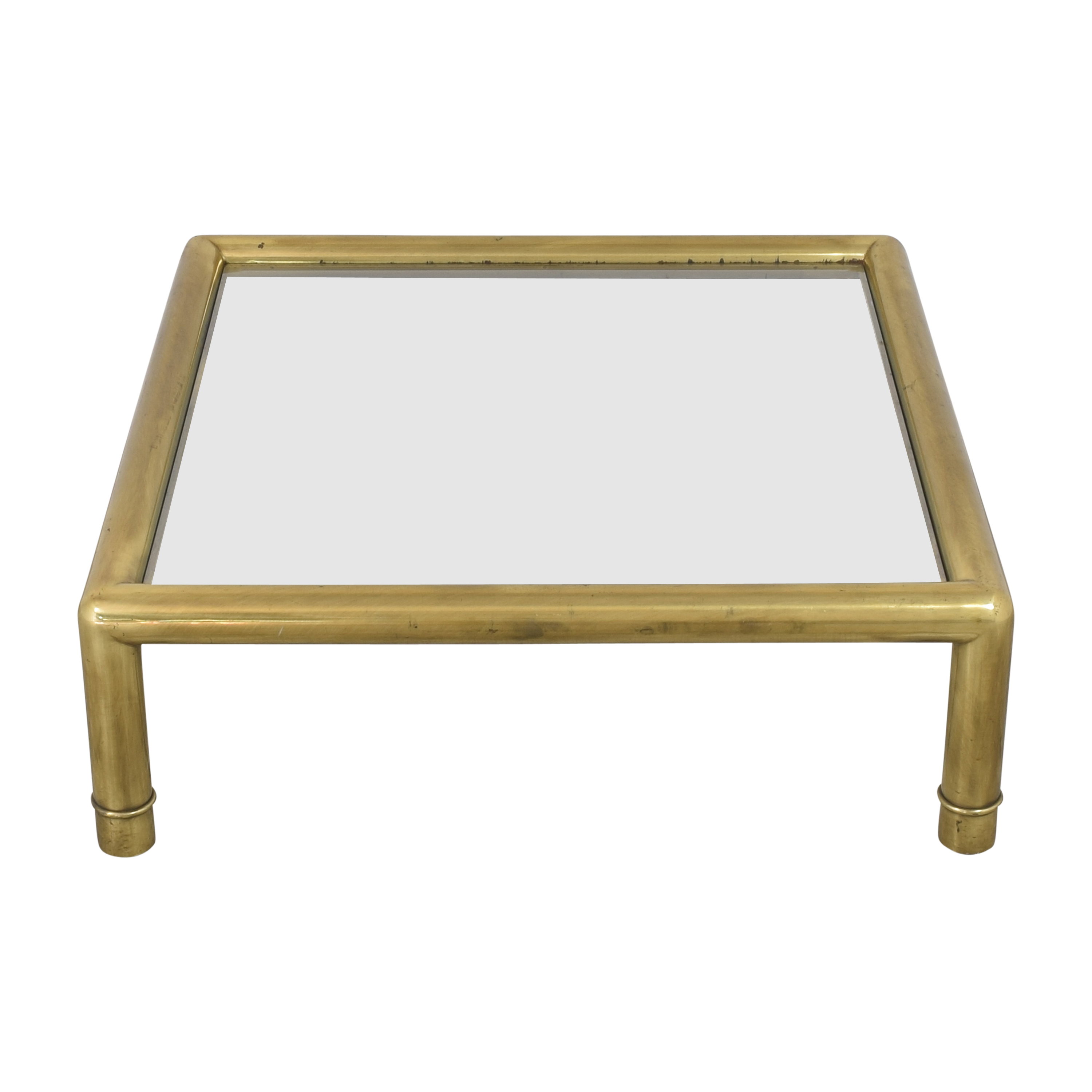 buy Baker Furniture Coffee Table with Transparent Surface Baker Furniture Tables
