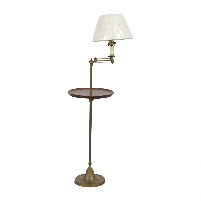 Illumé NYC Illumé NYC Articulated Floor Lamp dimensions
