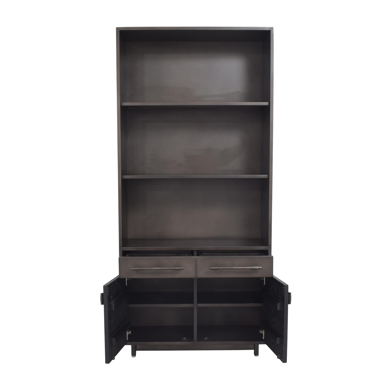 West Elm West Elm Sohm Tall Bookshelf black