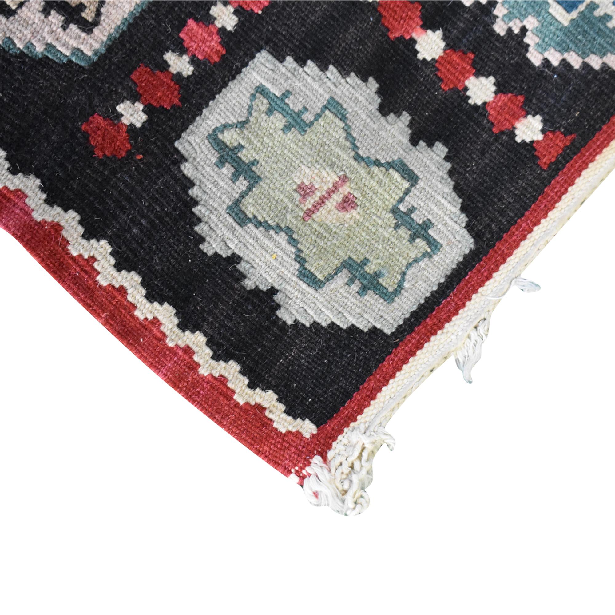 ABC Carpet & Home Turkish Kilim Area Rug sale
