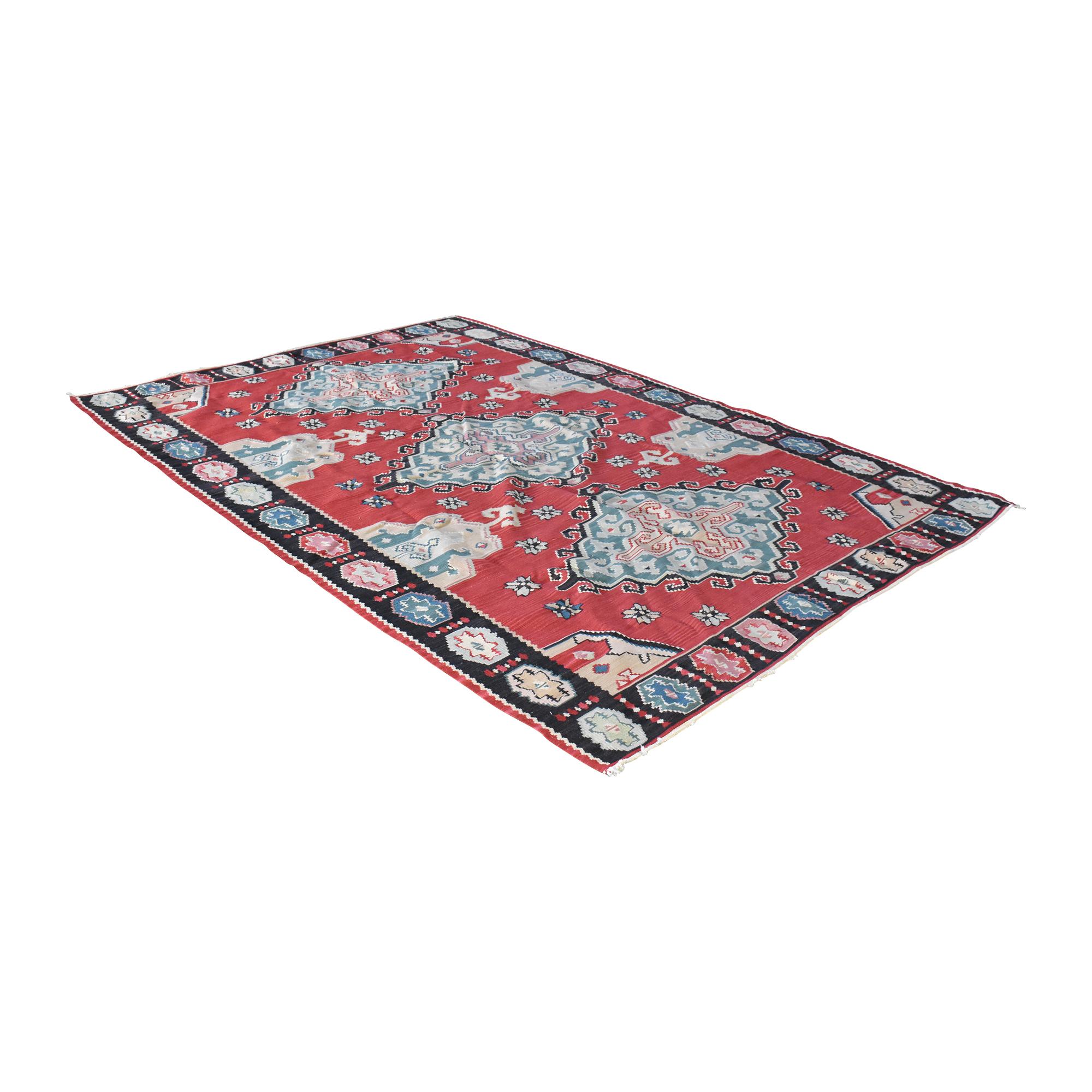 ABC Carpet & Home ABC Carpet & Home Turkish Kilim Area Rug ma