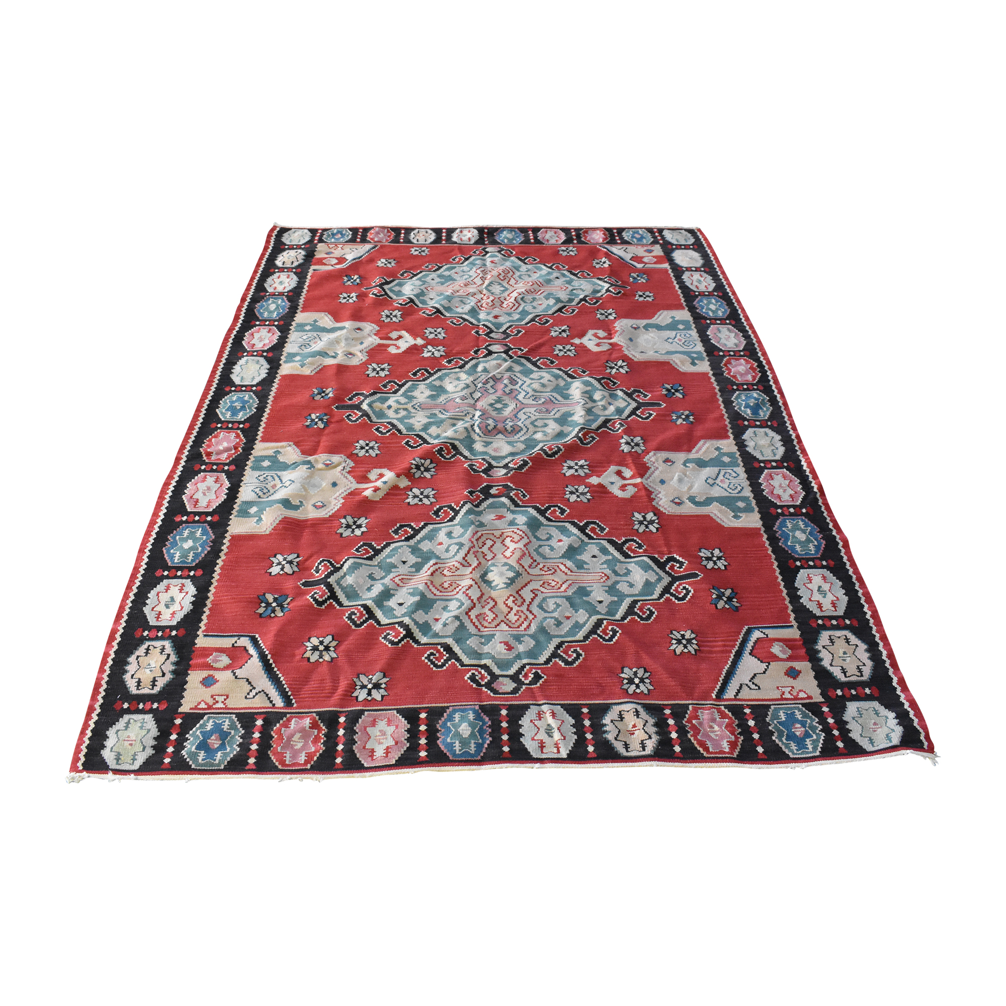 ABC Carpet & Home ABC Carpet & Home Turkish Kilim Area Rug dimensions