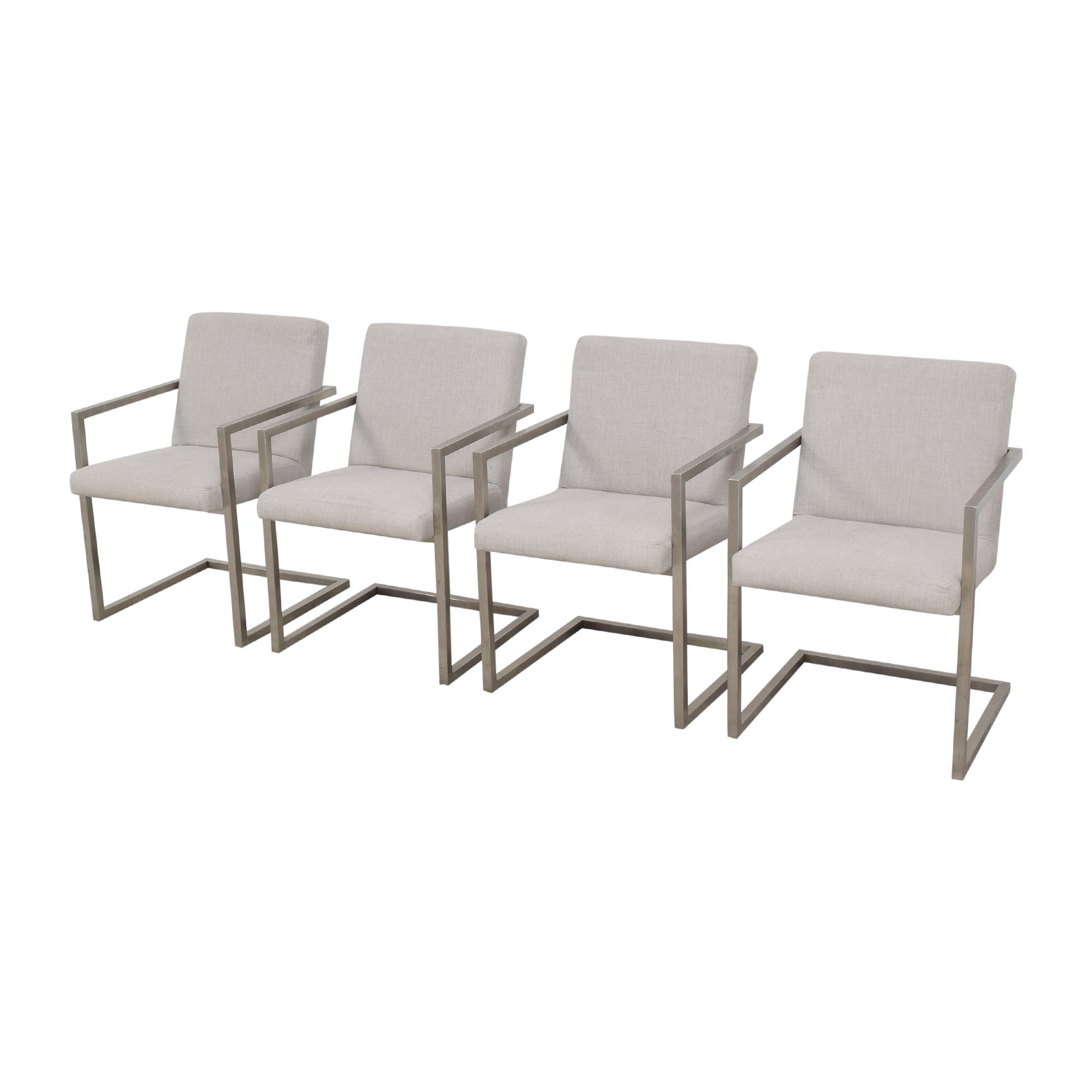 shop Room & Board Lira Dining Arm Chairs Room & Board Chairs