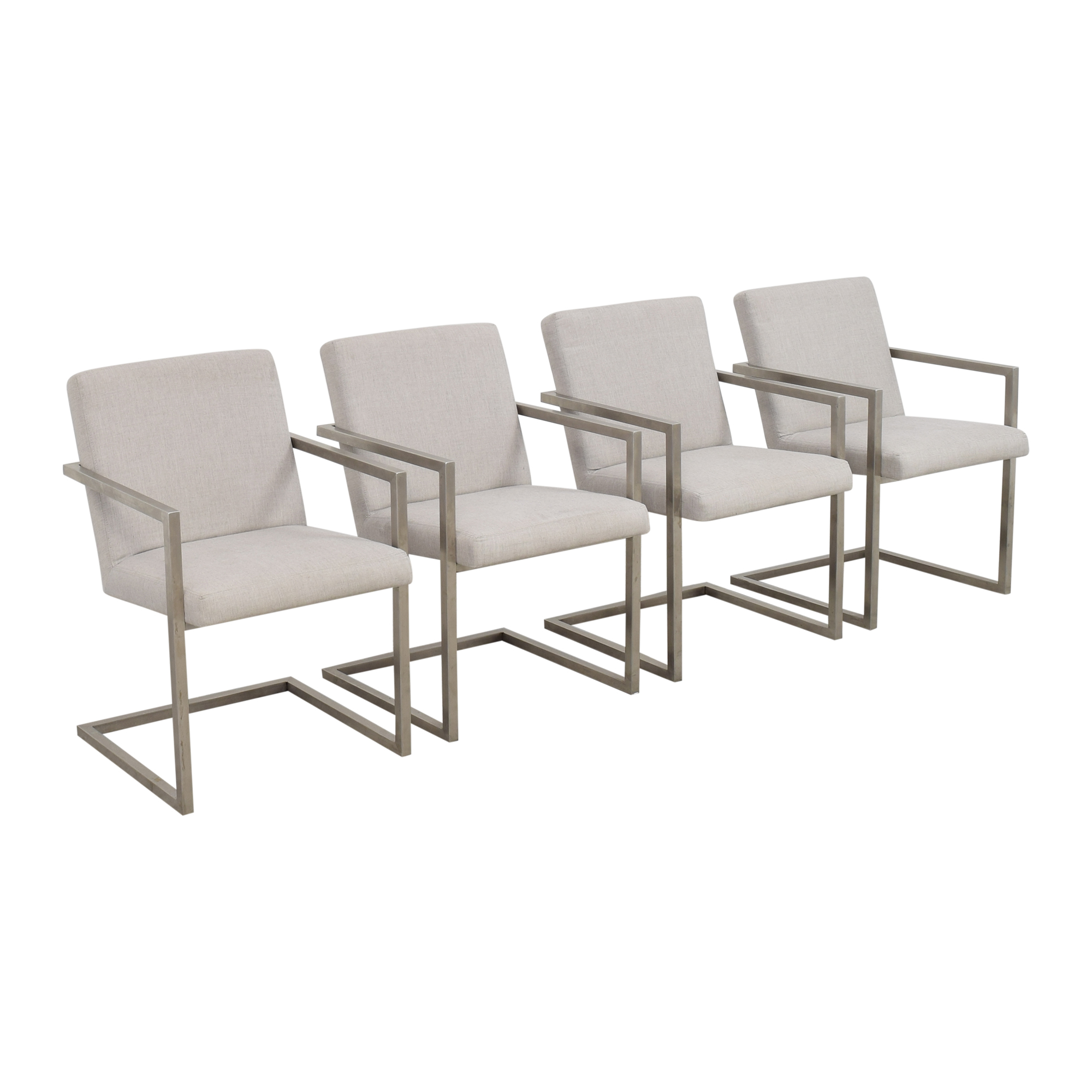 shop Room & Board Lira Dining Arm Chairs Room & Board Dining Chairs
