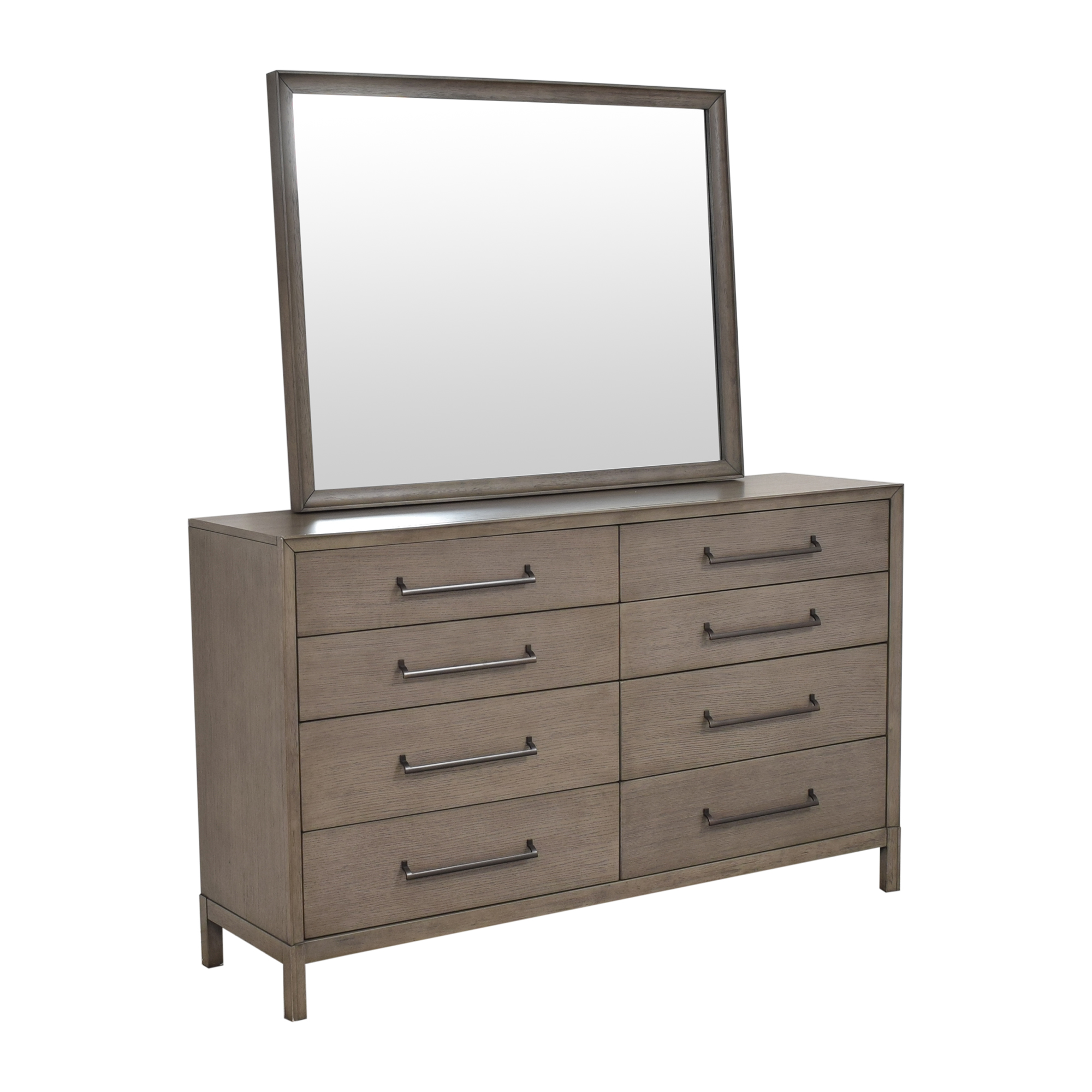 Casana Furniture Casana Double Dresser with Mirror second hand
