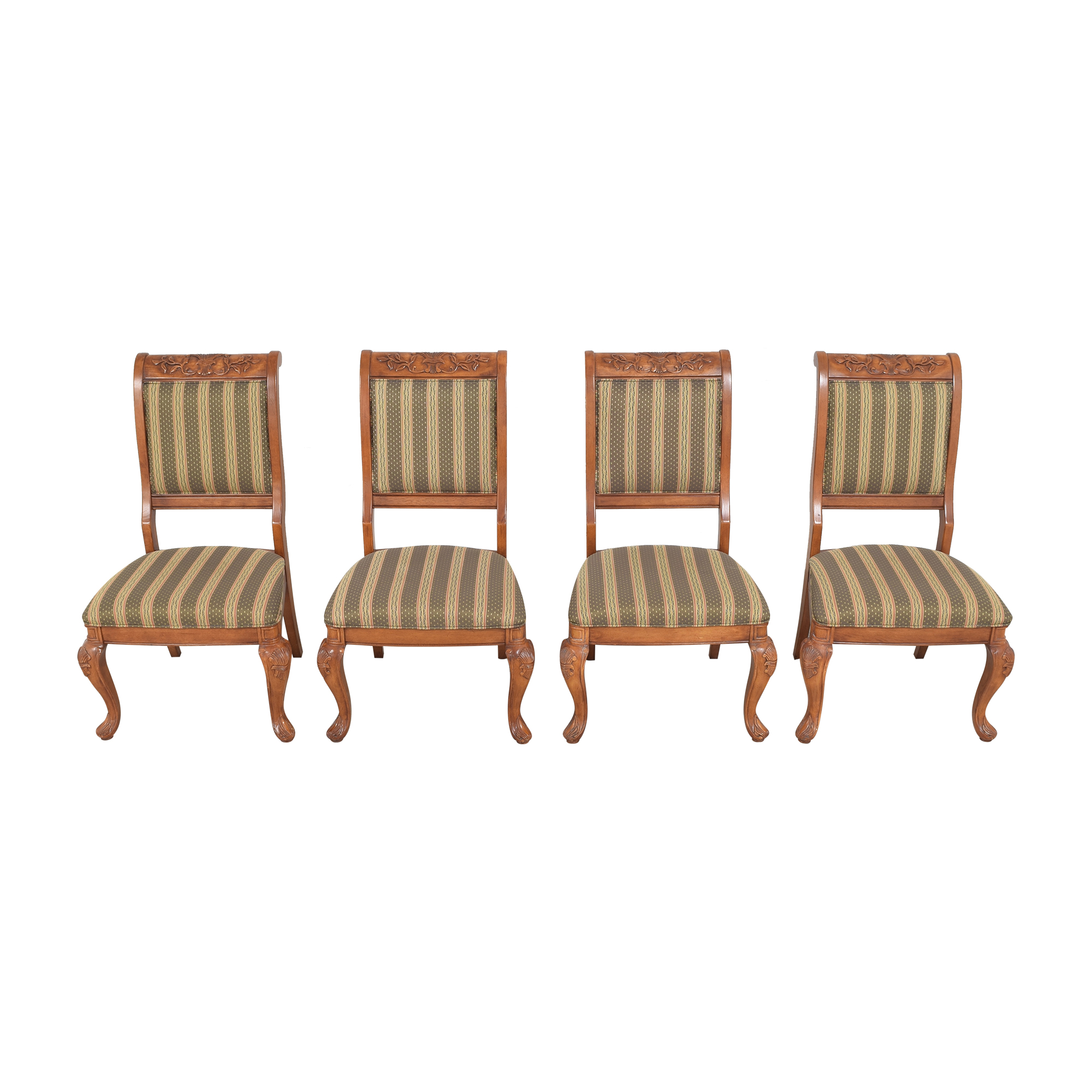 shop Hyundai Furniture Hyundai Stripe Dining Chairs online