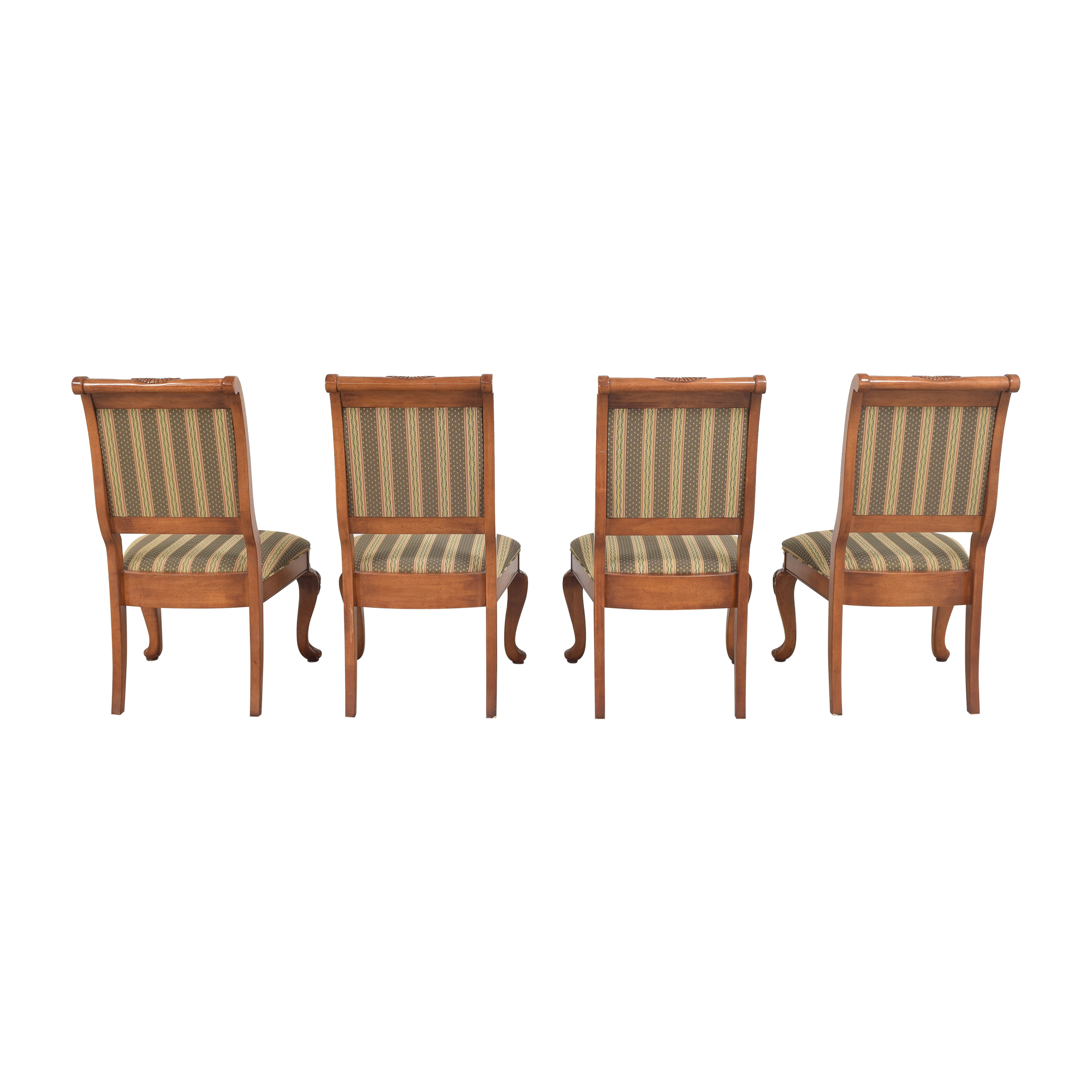 Hyundai Furniture Hyundai Stripe Dining Chairs on sale