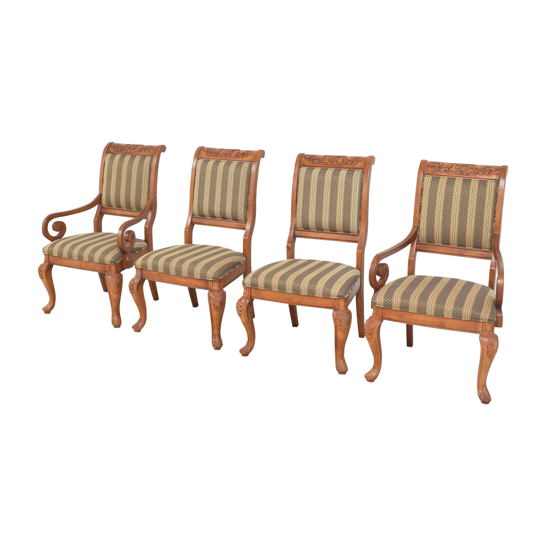 buy Hyundai Stripe Dining Chairs Hyundai Furniture Tables