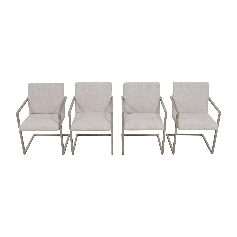Room & Board Lira Dining Arm Chairs sale