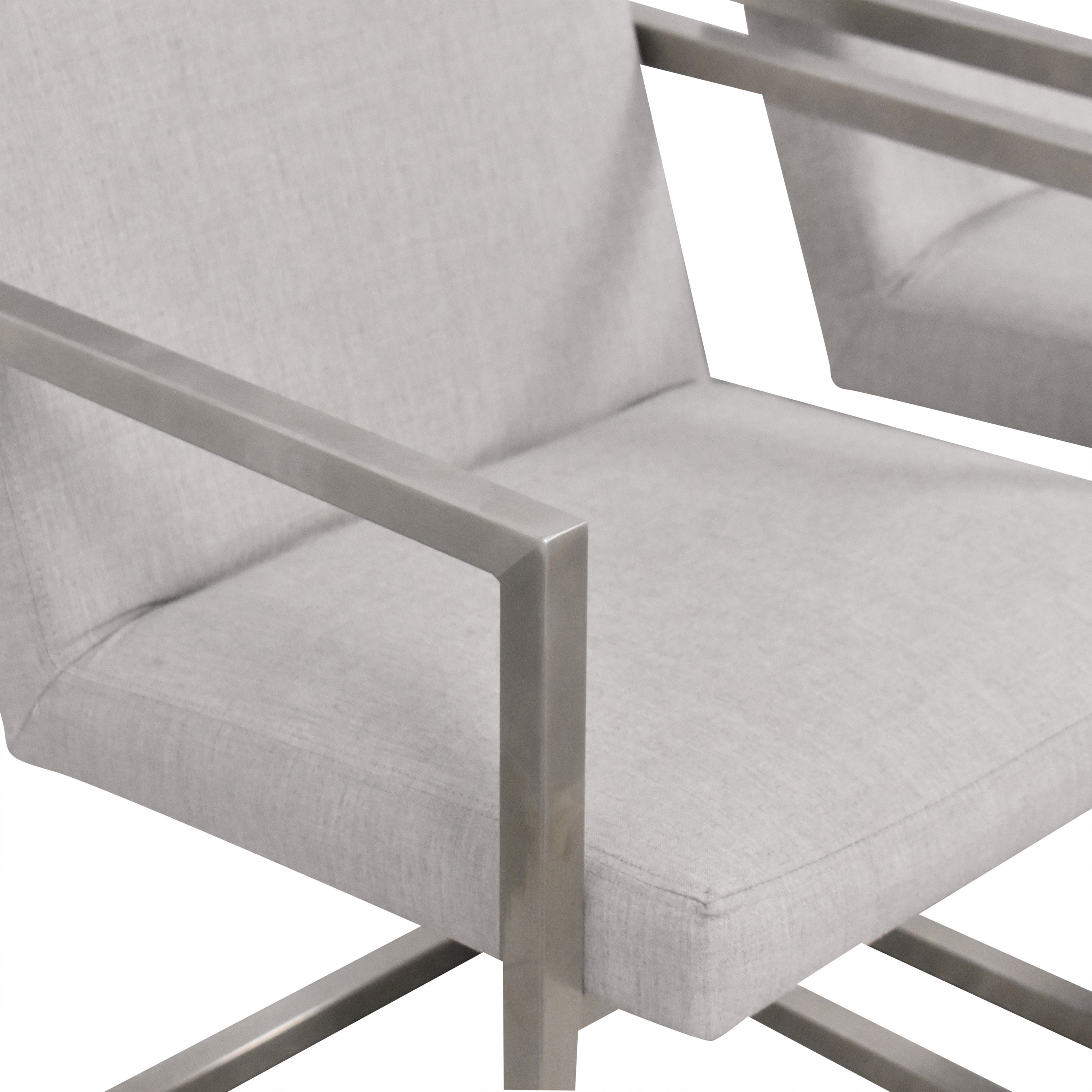 Room & Board Room & Board Lira Dining Arm Chairs discount