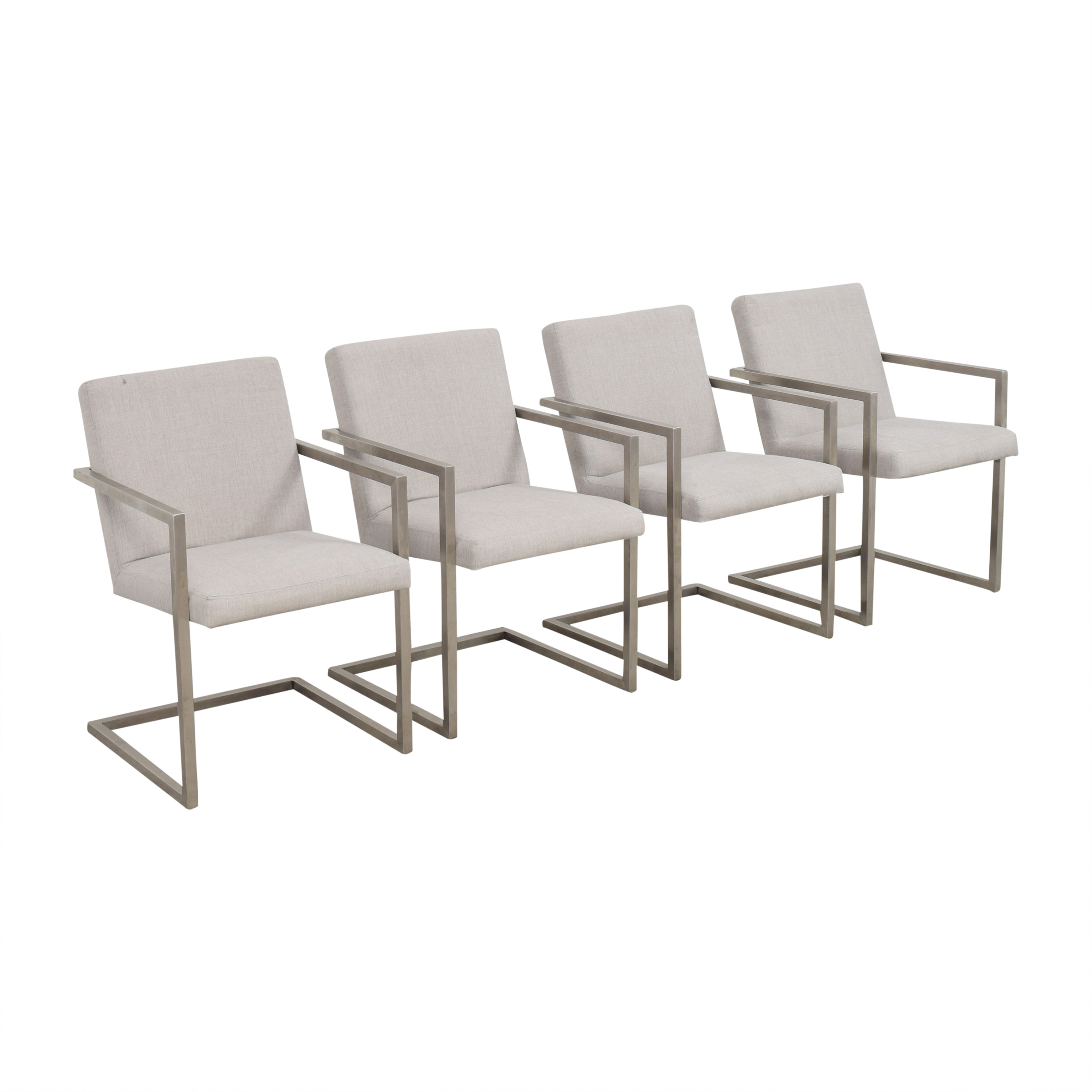 Room & Board Room & Board Lira Dining Arm Chairs dimensions