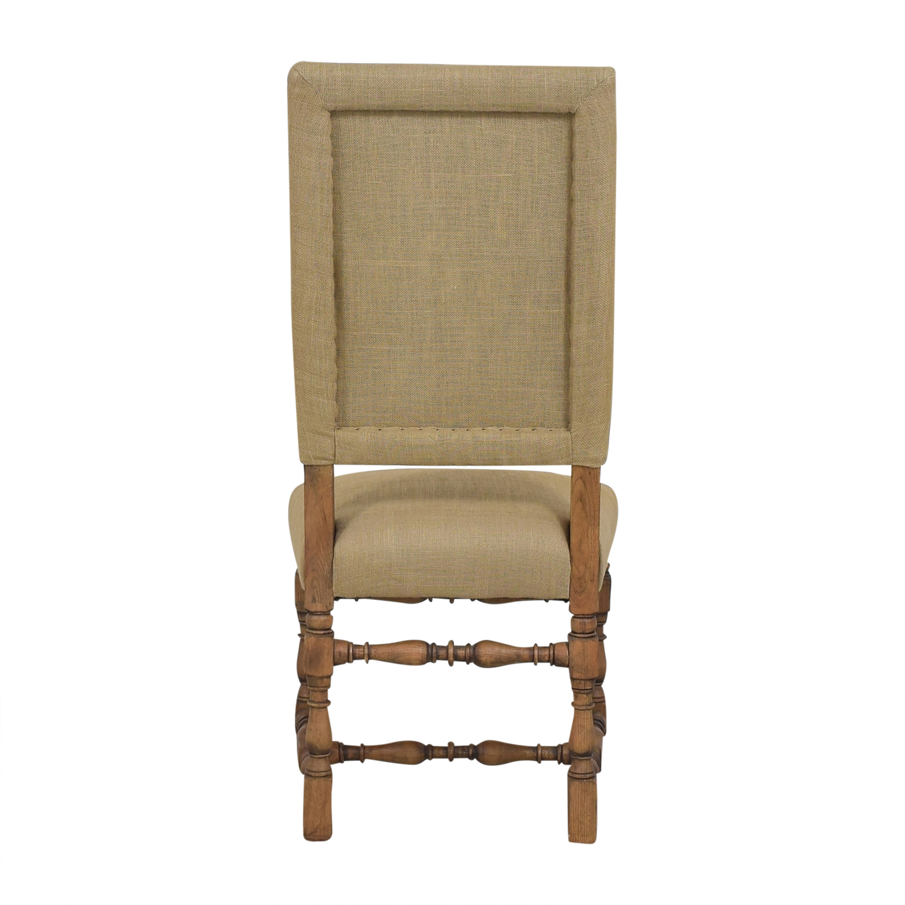Restoration Hardware Restoration Hardware 1890 English Baroque Side Chair price