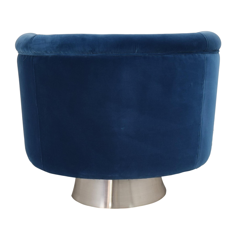 buy Jonathan Adler Jonathan Adler Bacharach Swivel Chair online