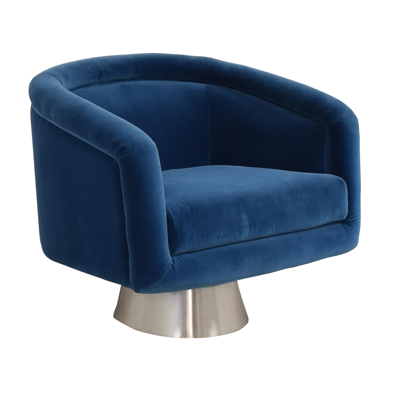 Jonathan Adler Jonathan Adler Bacharach Swivel Chair