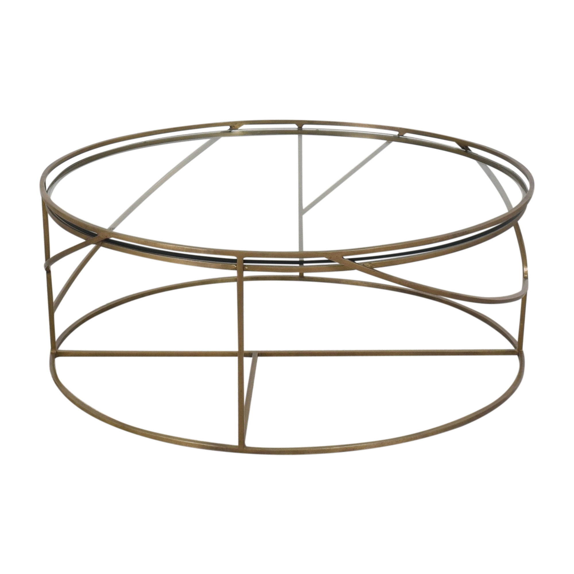 Modern Round Coffee Table nj