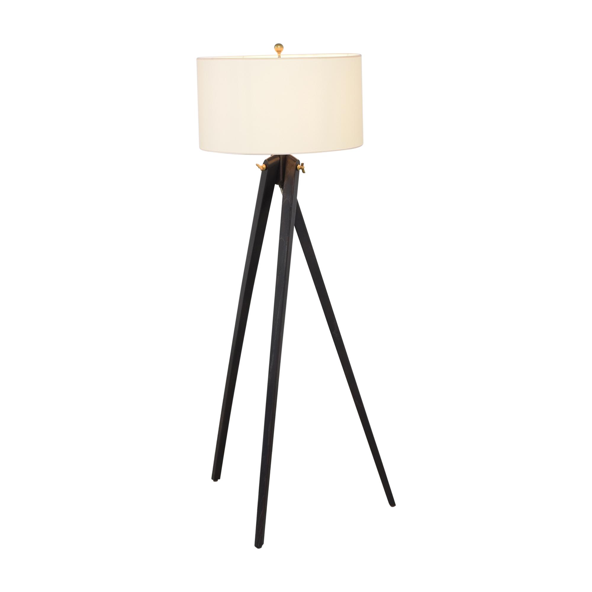 Visual Comfort Visual Comfort York Tripod Floor Lamp nyc