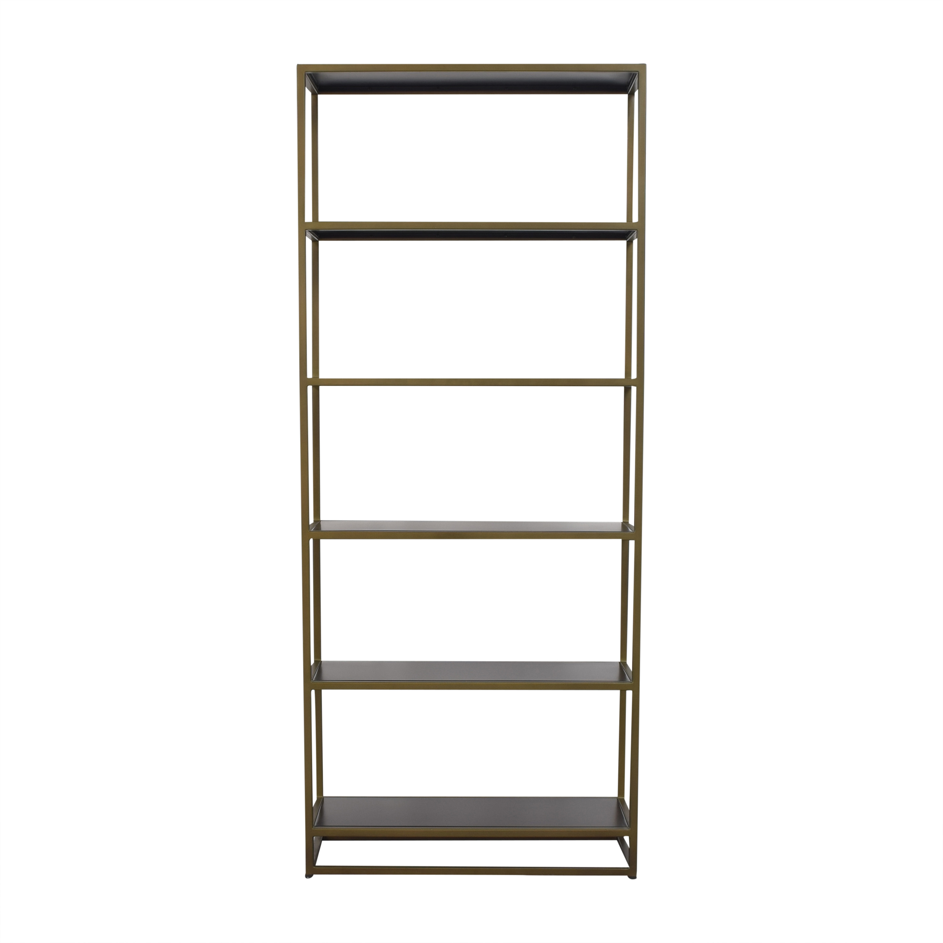 Crate & Barrel Remi Large Bookcase Crate & Barrel