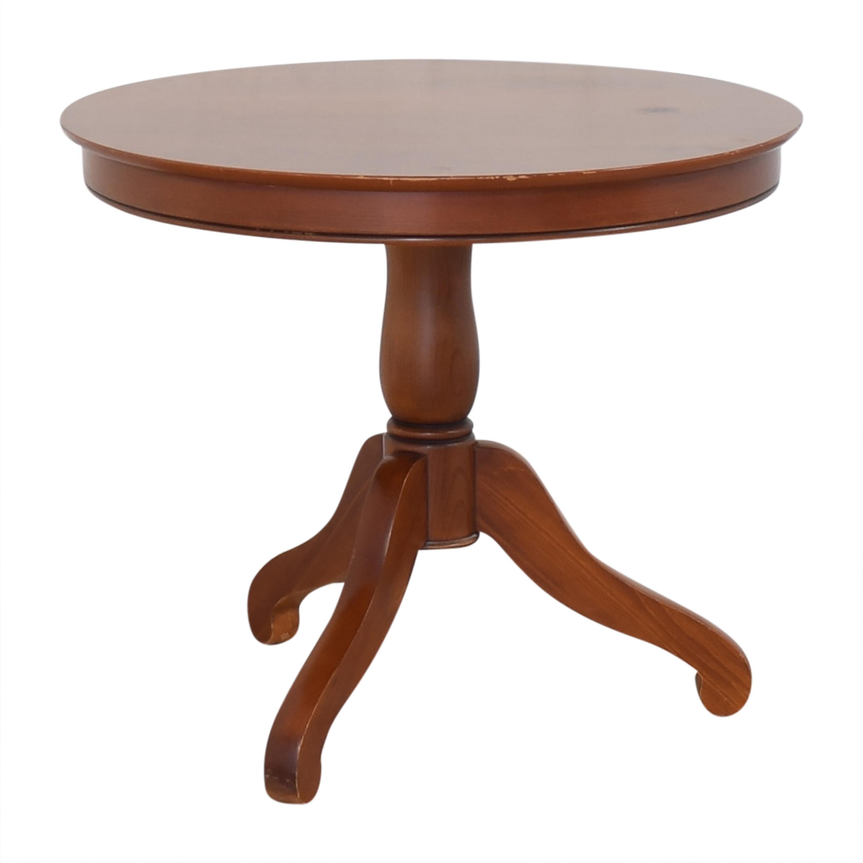 Grange Grange Round Accent Table brown