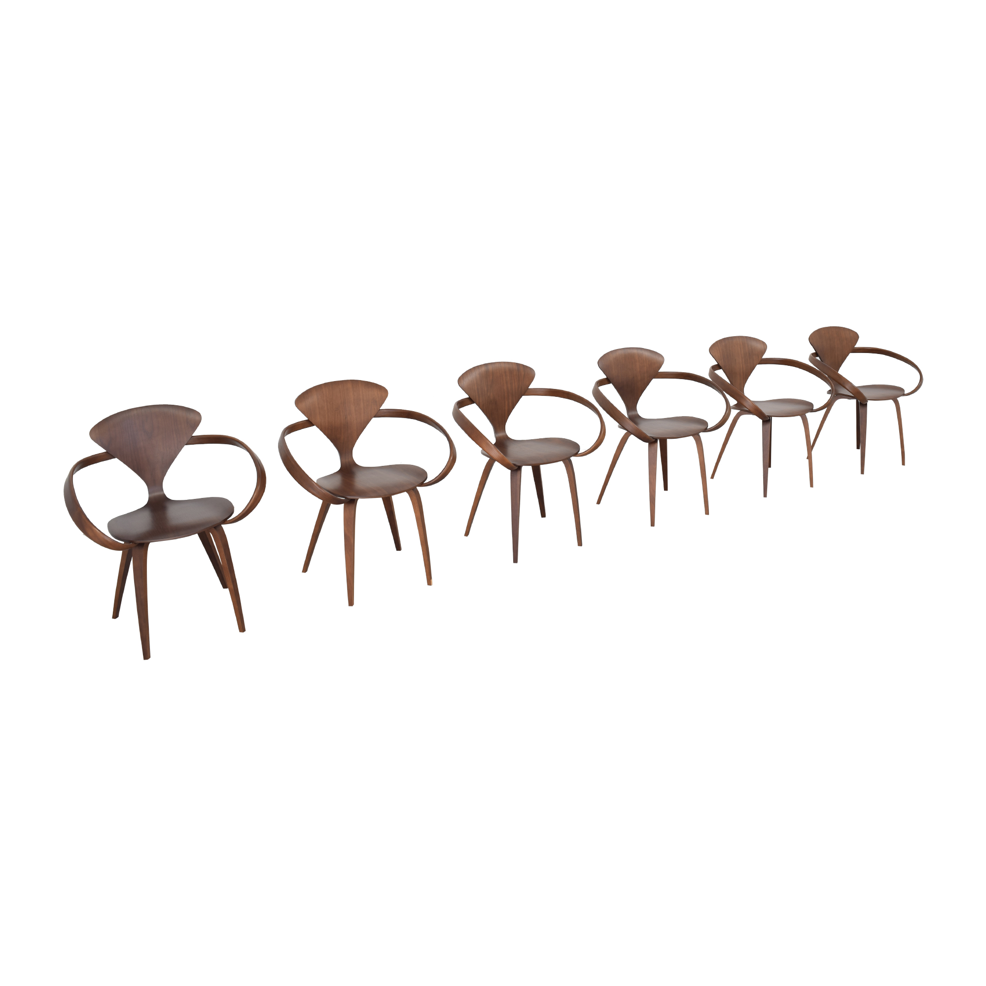Design Within Reach Design Within Reach Cherner Dining Arm Chairs ct