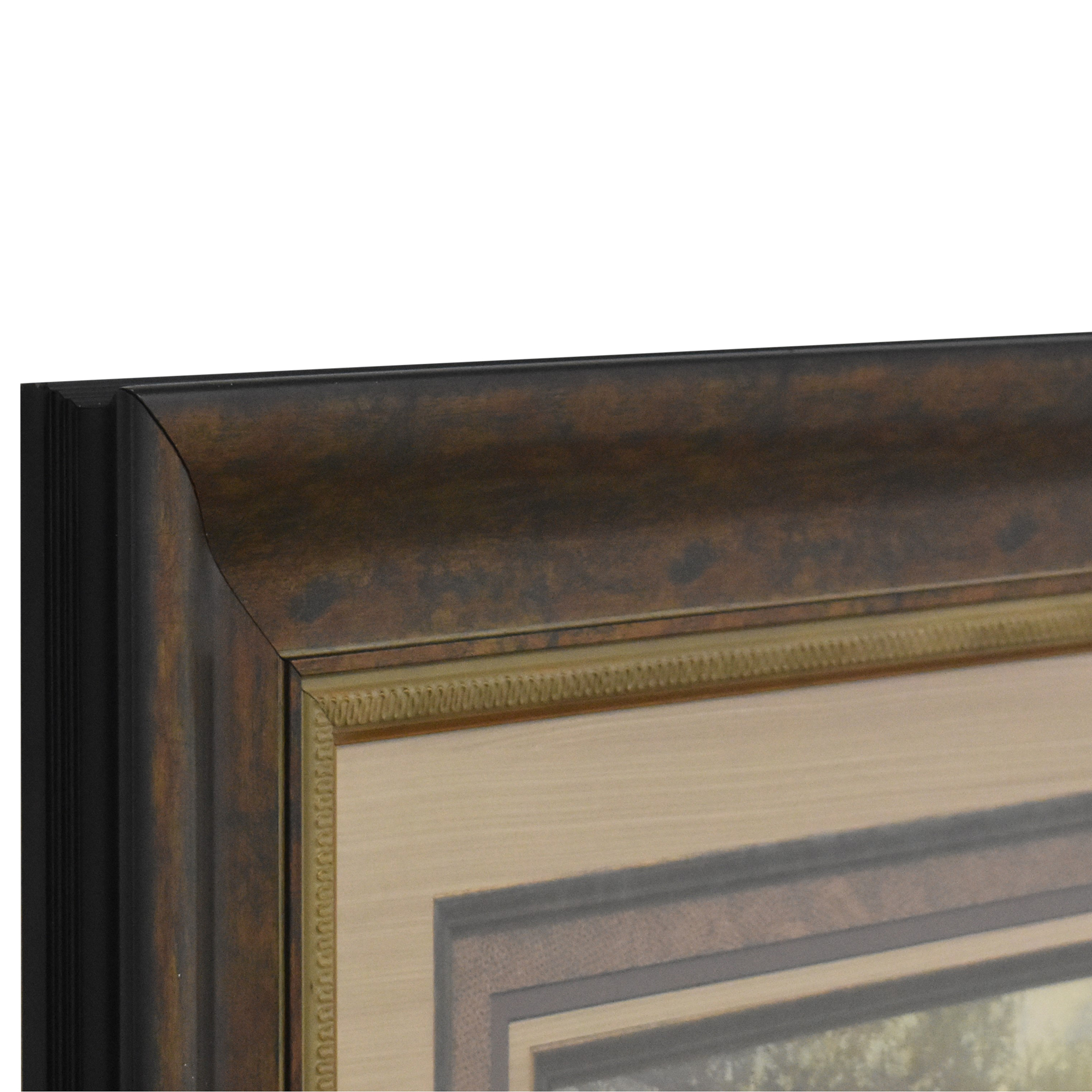 Amy Melious Road of Mysteries II Framed Wall Art second hand