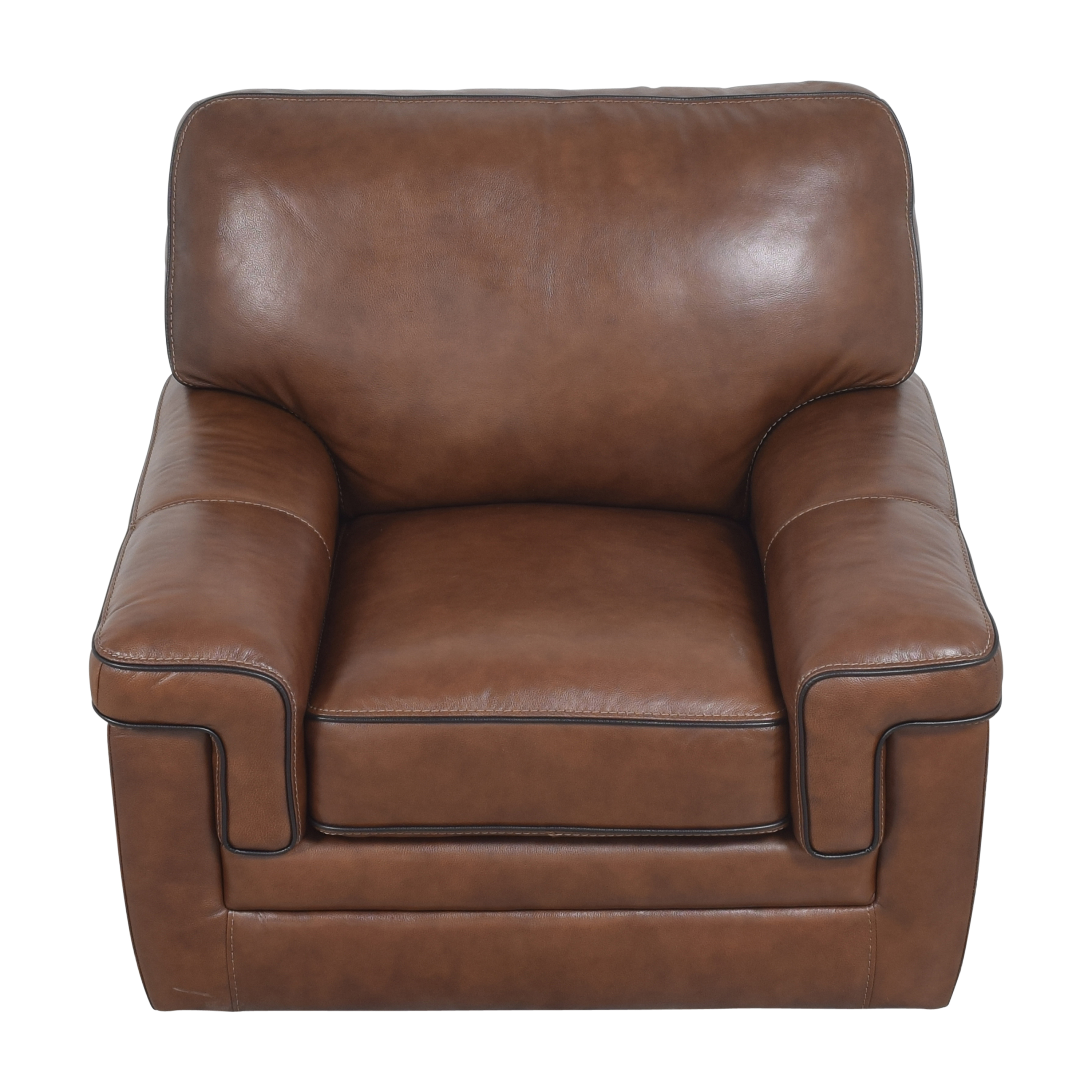 Raymour & Flanigan Raymour & Flanigan Colton Swivel Chair price