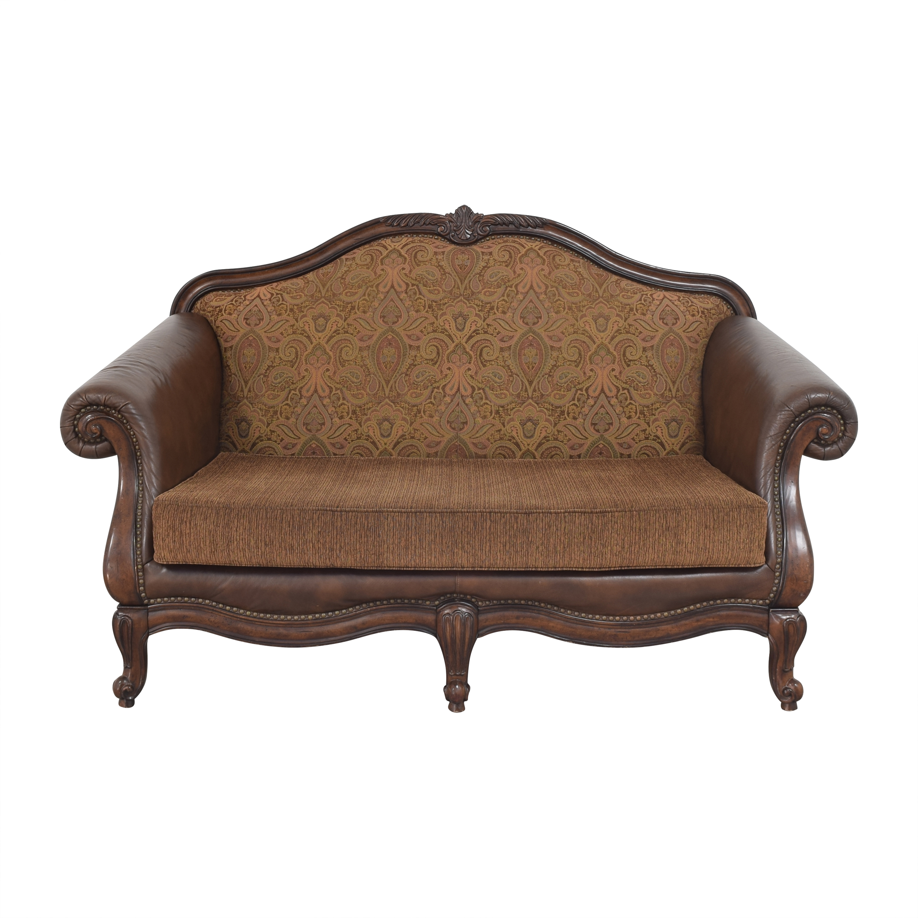 Raymour & Flanigan Raymour & Flanigan Natalia Loveseat for sale