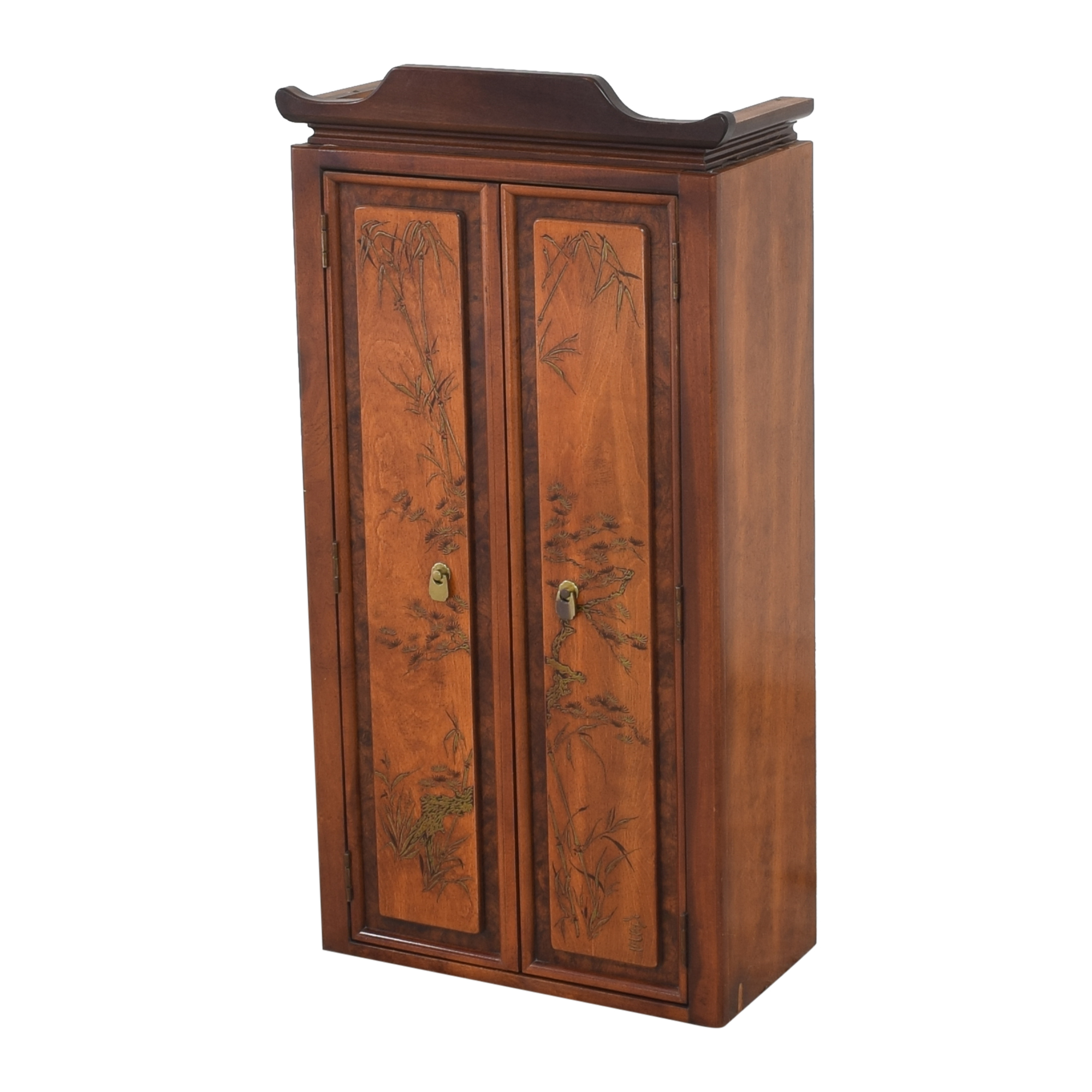 Chinoiserie Accent Cabinet coupon