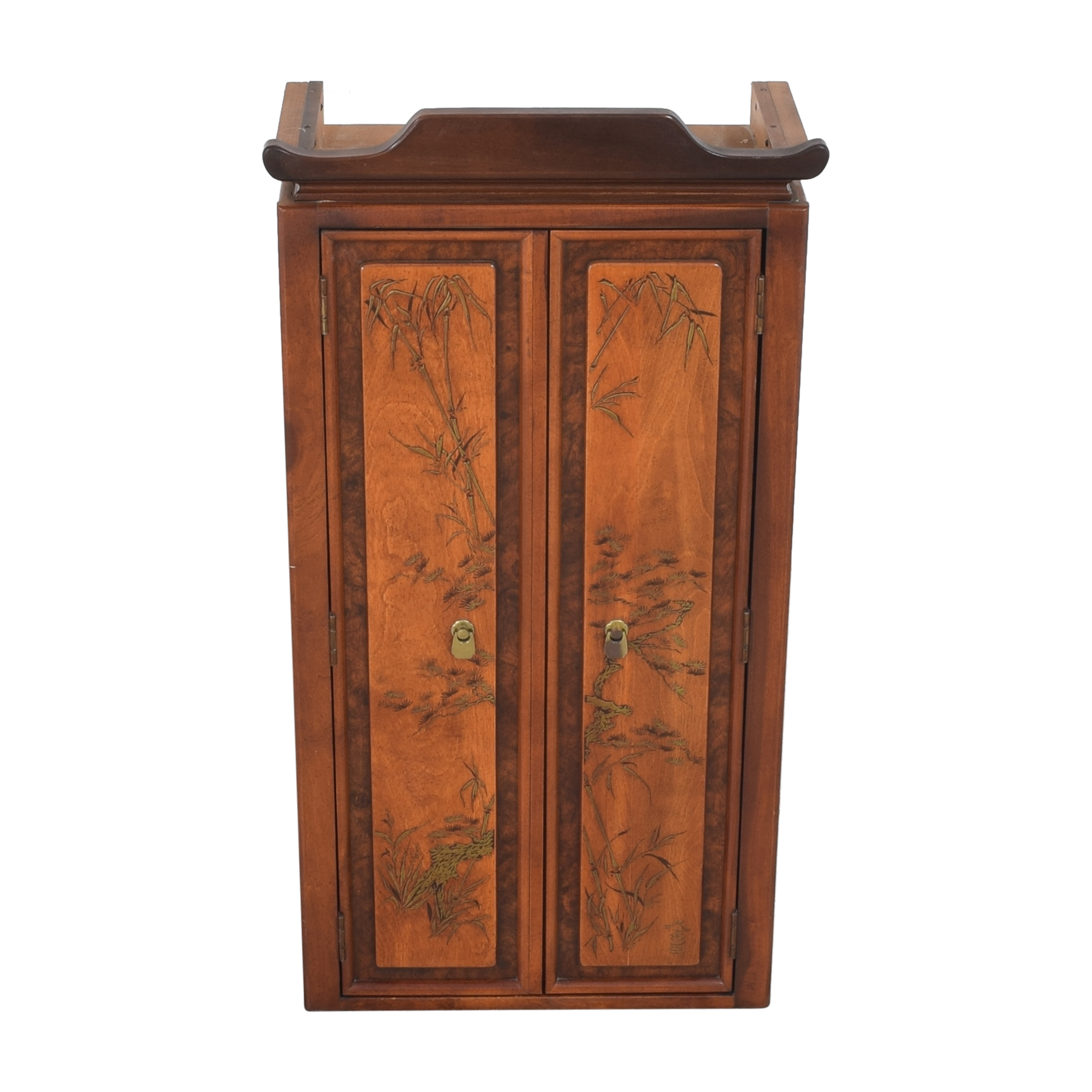 Chinoiserie Accent Cabinet / Cabinets & Sideboards