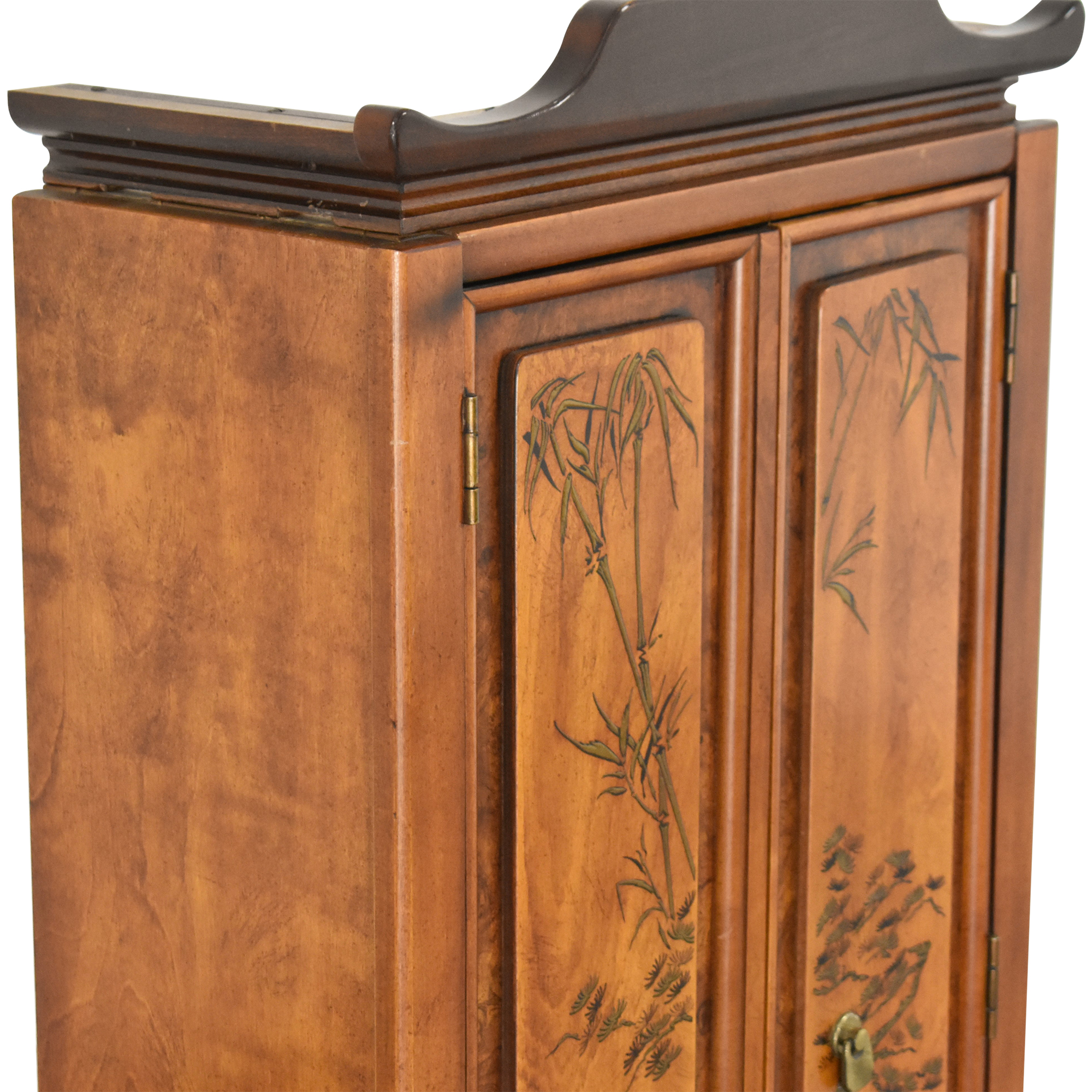 Chinoiserie Accent Cabinet price