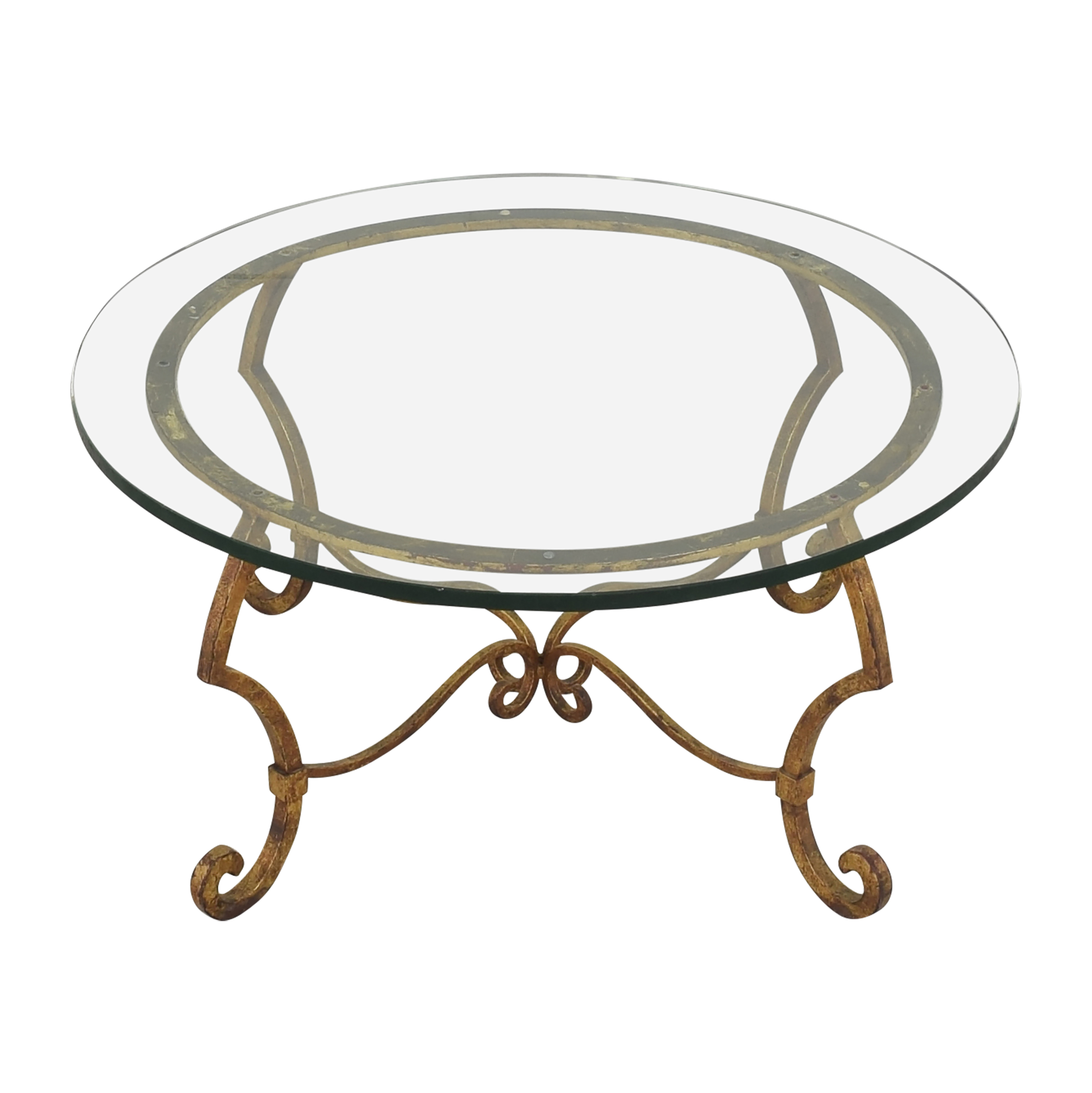 buy Round Top Coffee Table  Coffee Tables