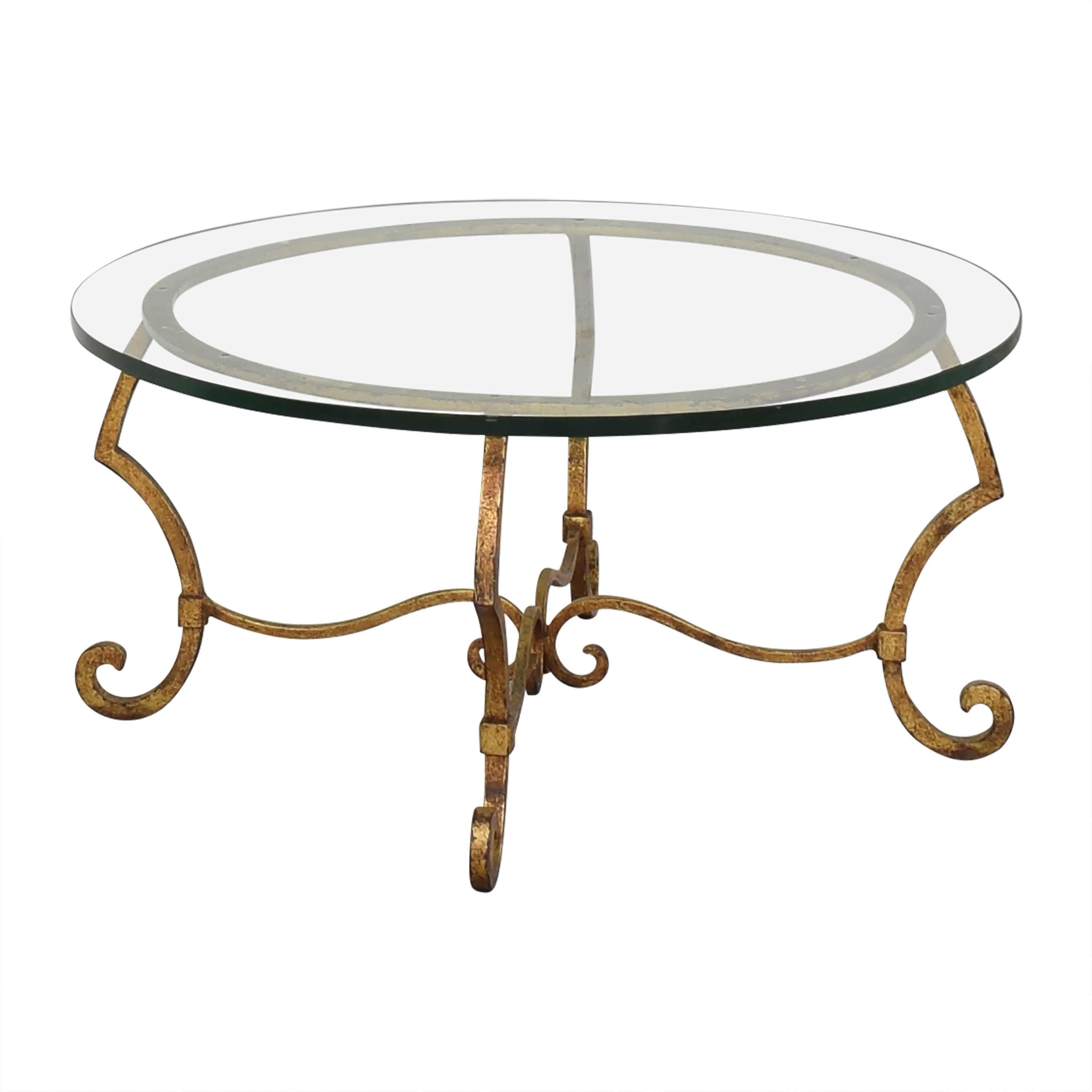 buy Round Top Coffee Table  Tables
