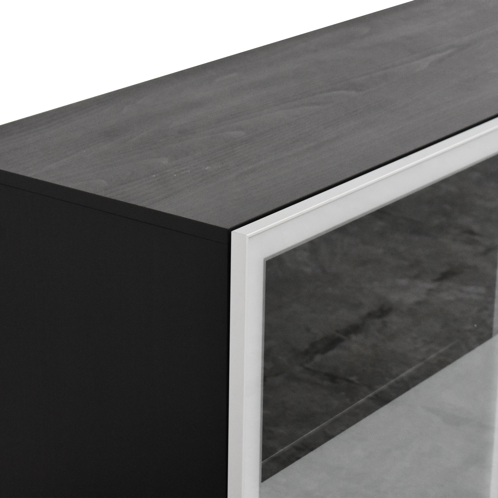 shop Design Within Reach Alto Credenza  Design Within Reach Media Units