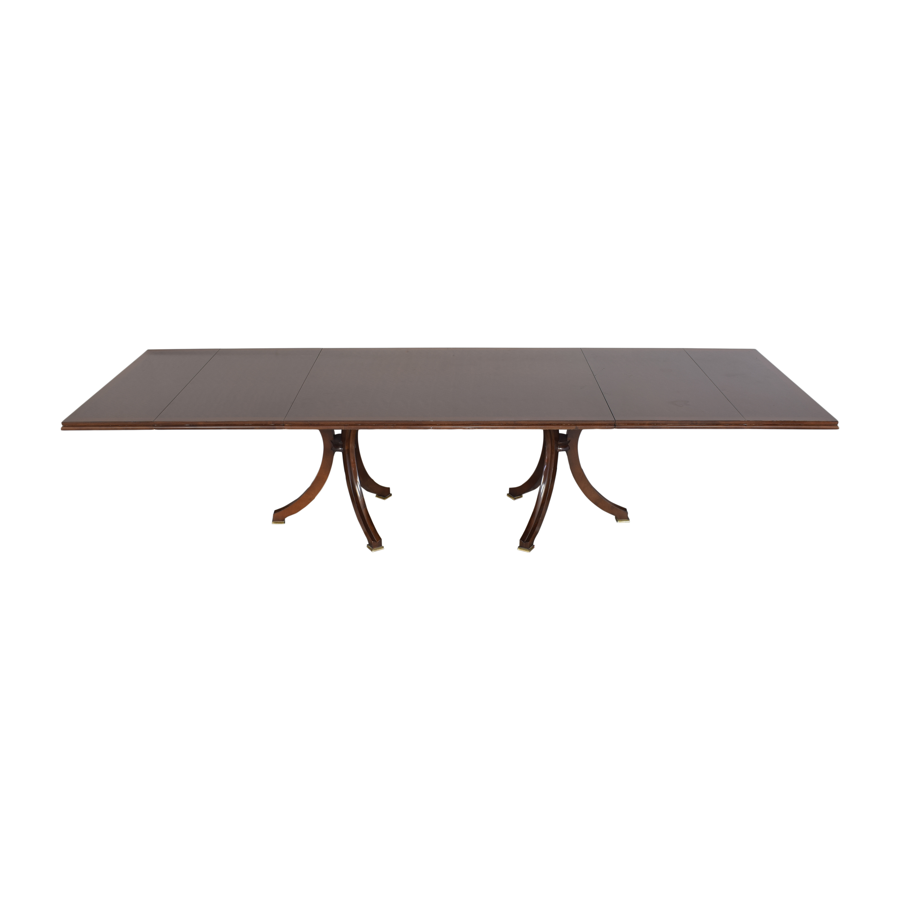 shop Baker Furniture Vienna Dining Table by Laura Kirar Baker Furniture Tables
