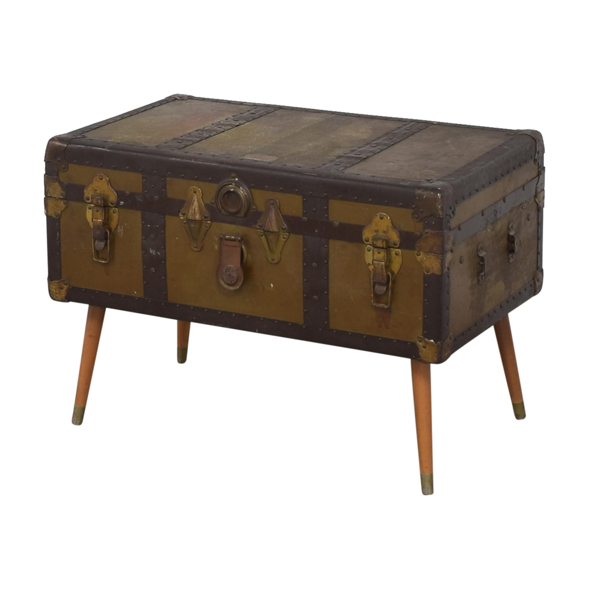 shop Vintage Storage Trunk  Storage