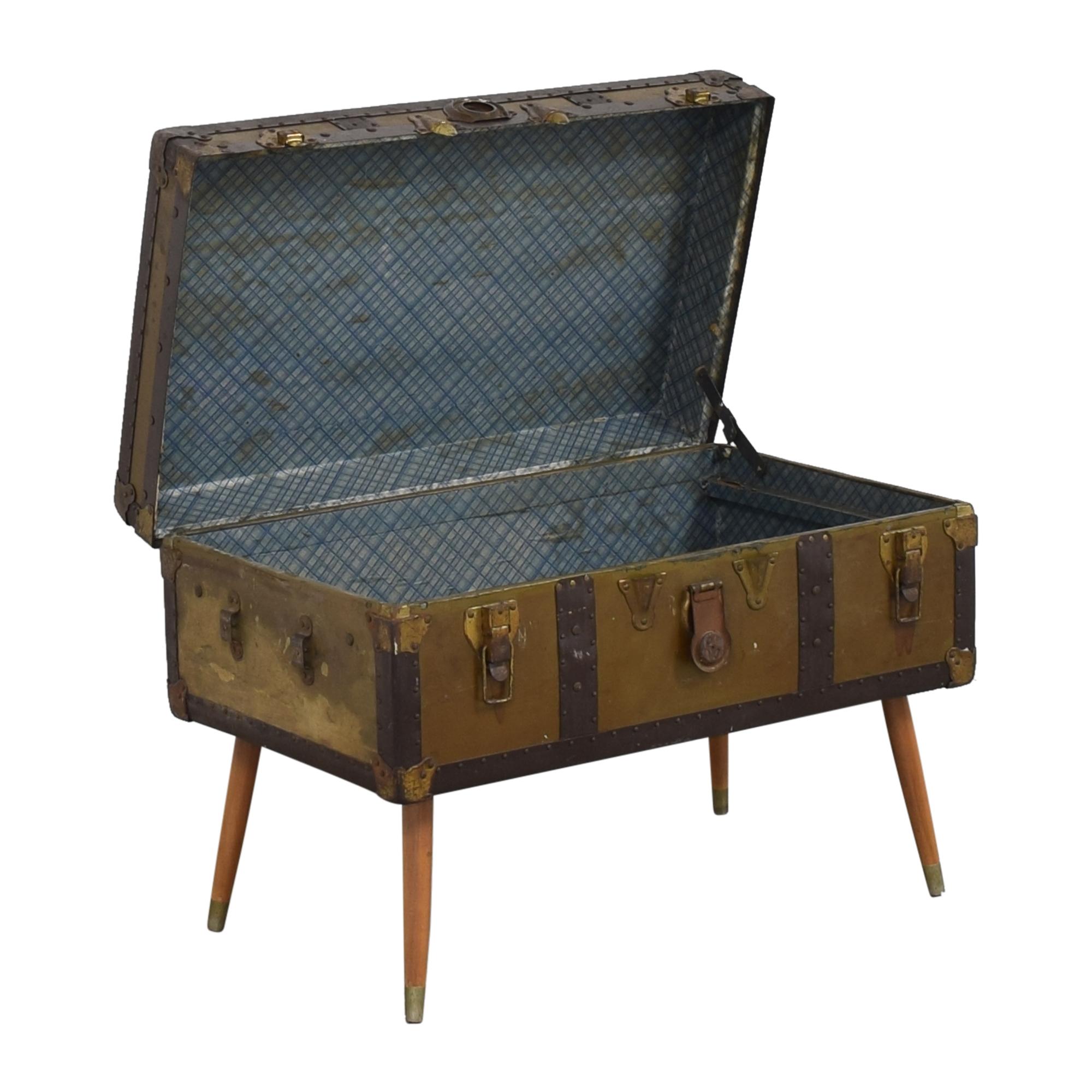 Vintage Storage Trunk nyc
