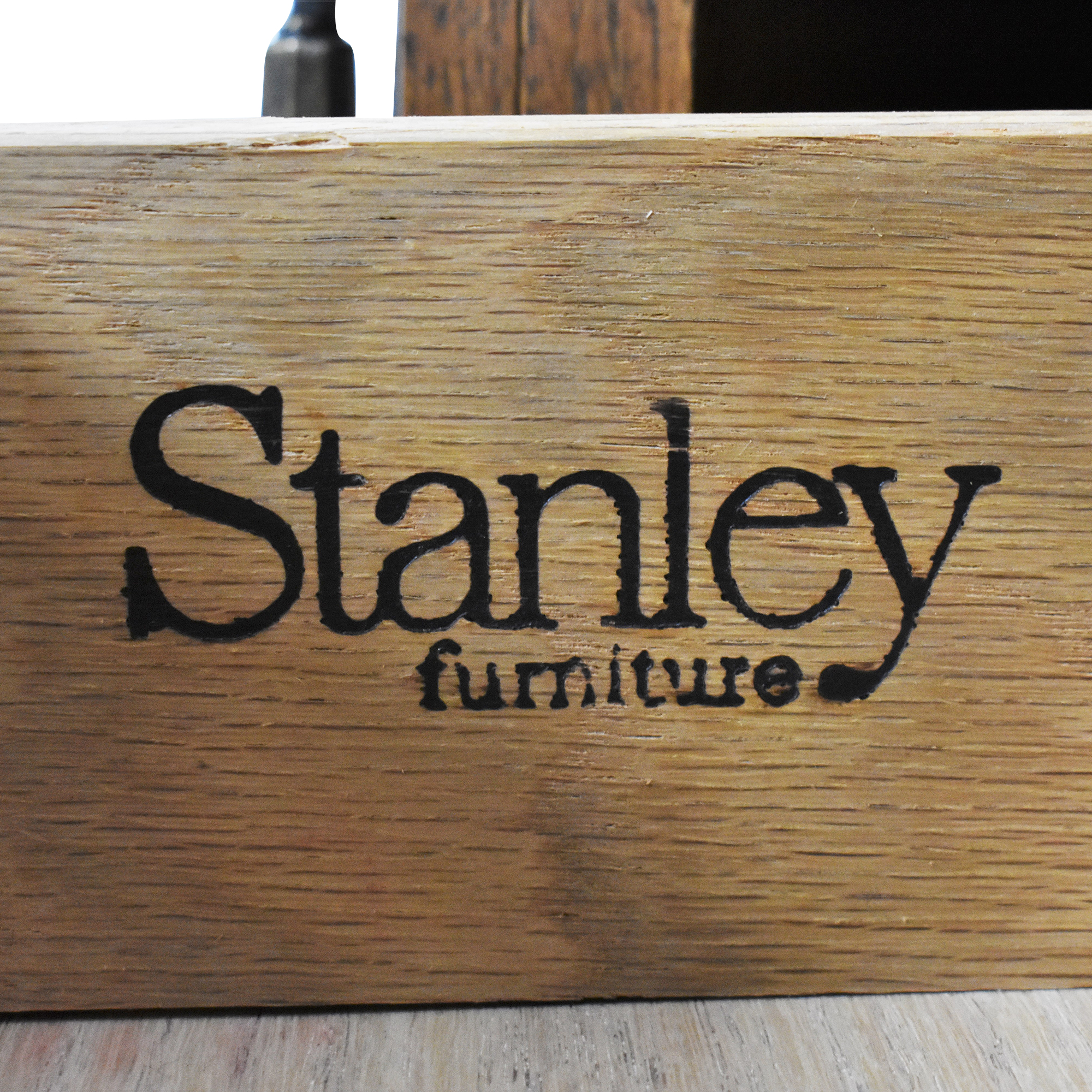 Stanley Furniture Stanley Furniture Server with Hutch price