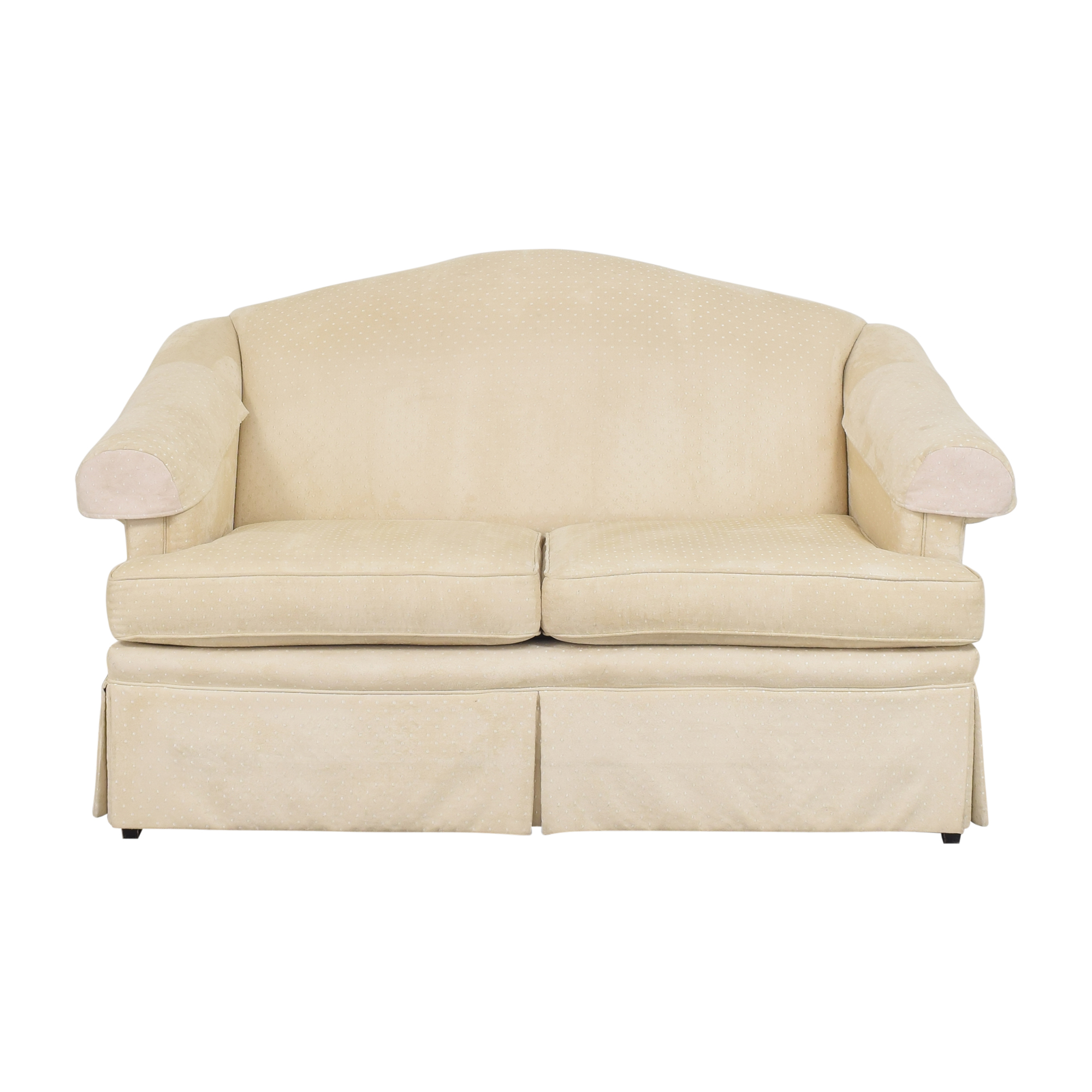 Parker House Furniture Parker House Furniture Camelback Loveseat Sofas