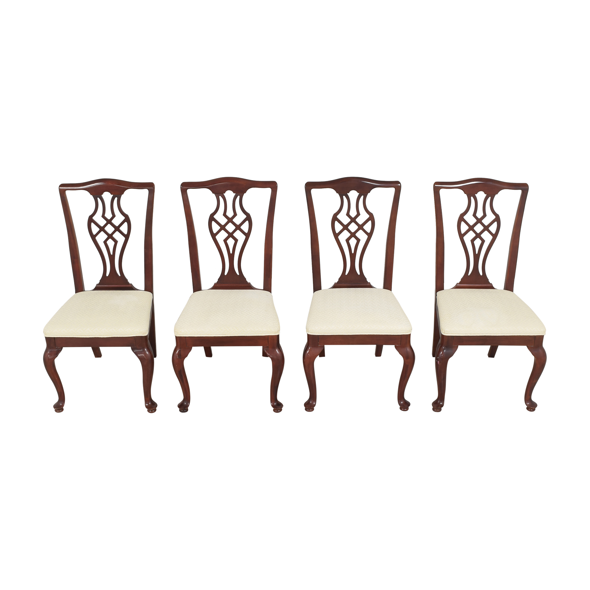 Drexel Heritage Chippendale Dining Chairs / Dining Chairs