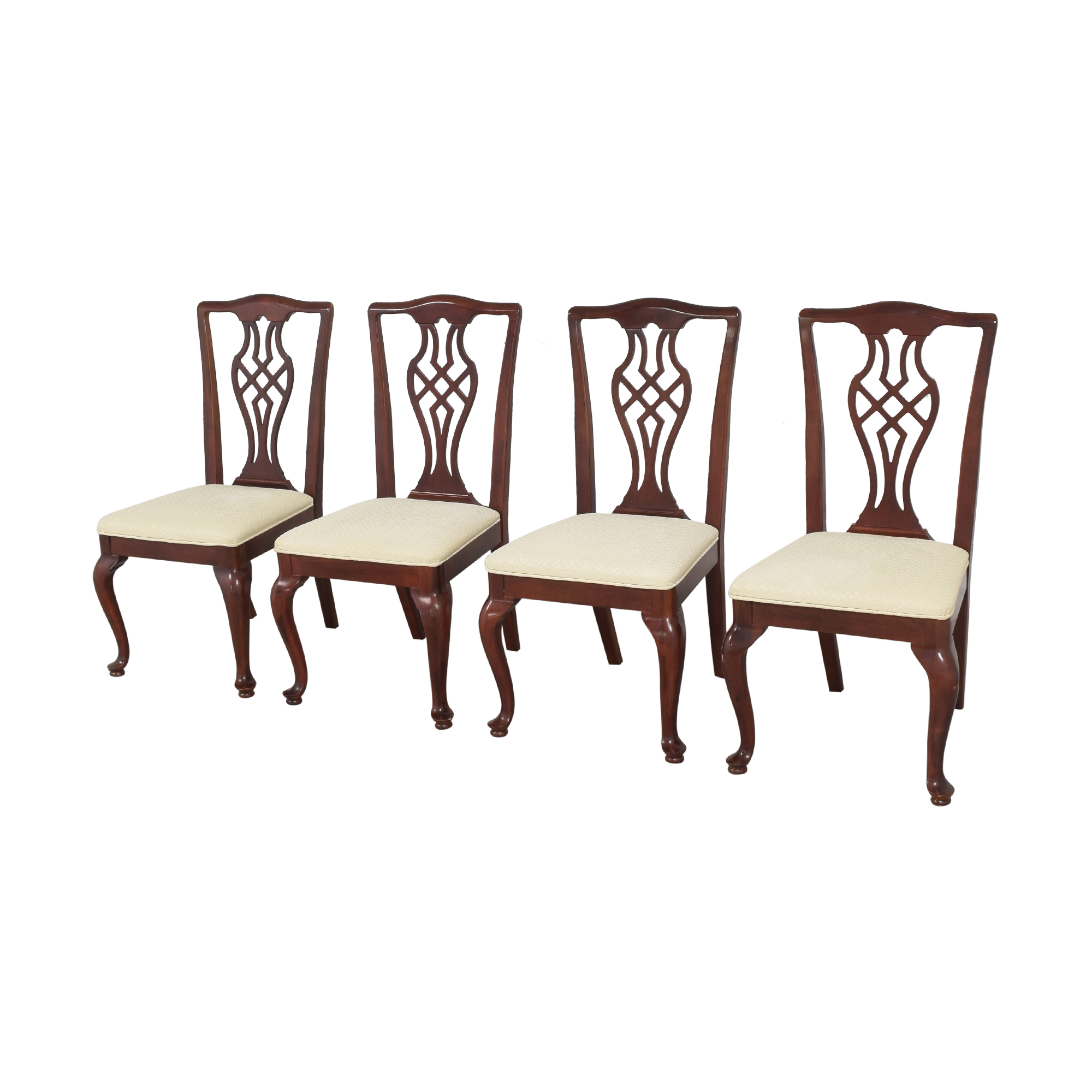 Drexel Heritage Drexel Heritage Chippendale Dining Chairs nyc