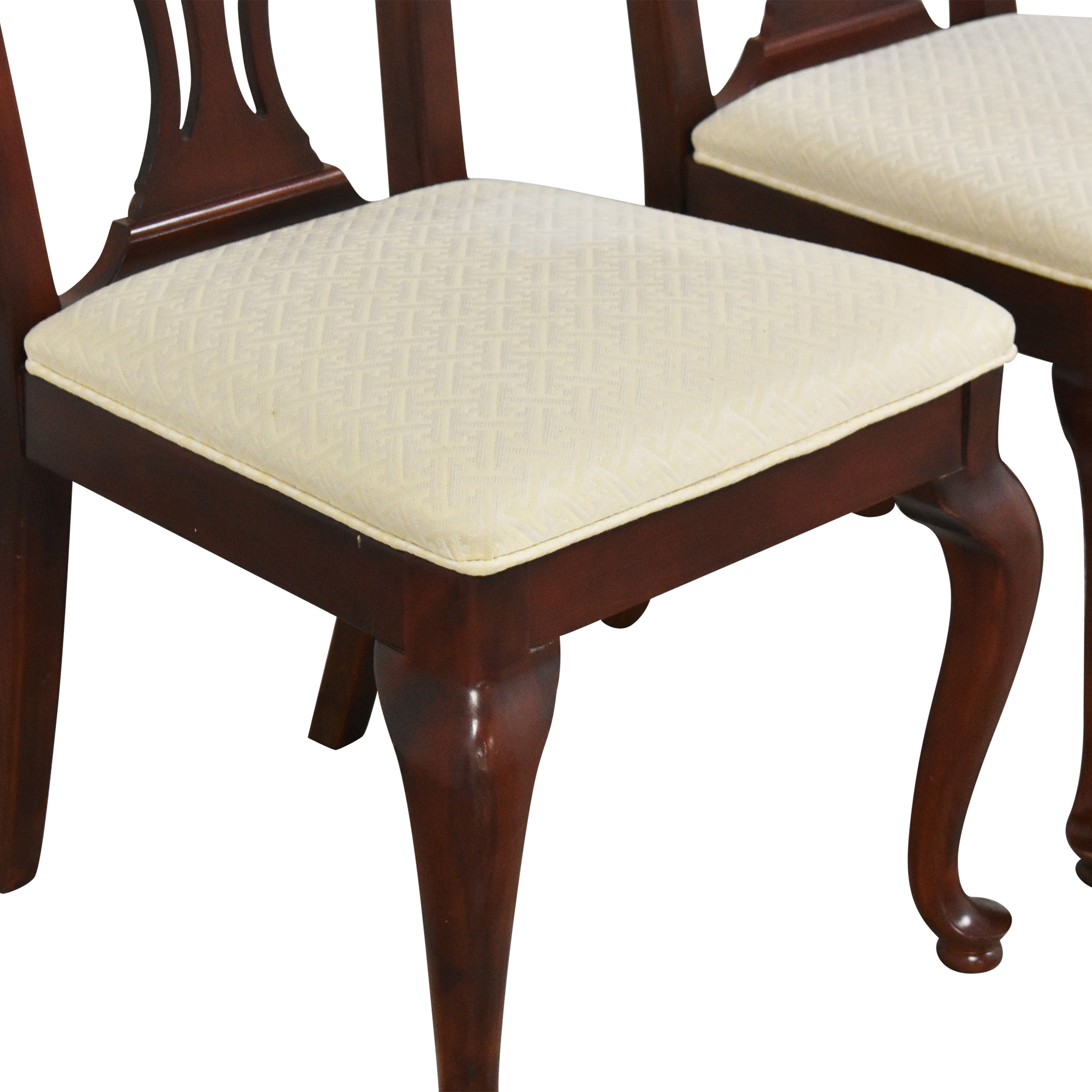 Drexel Heritage Chippendale Dining Chairs Drexel Heritage