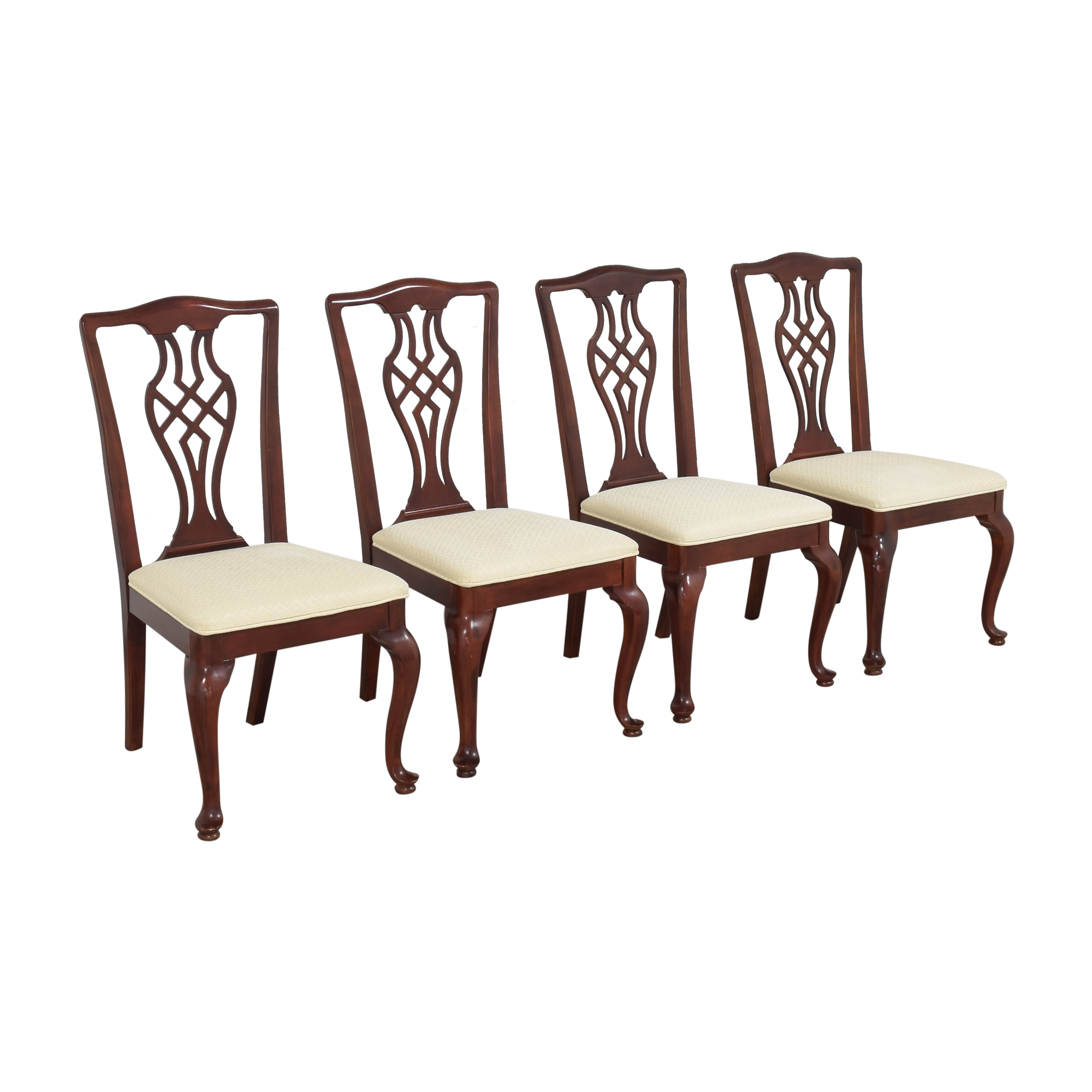 Drexel Heritage Drexel Heritage Chippendale Dining Chairs nj