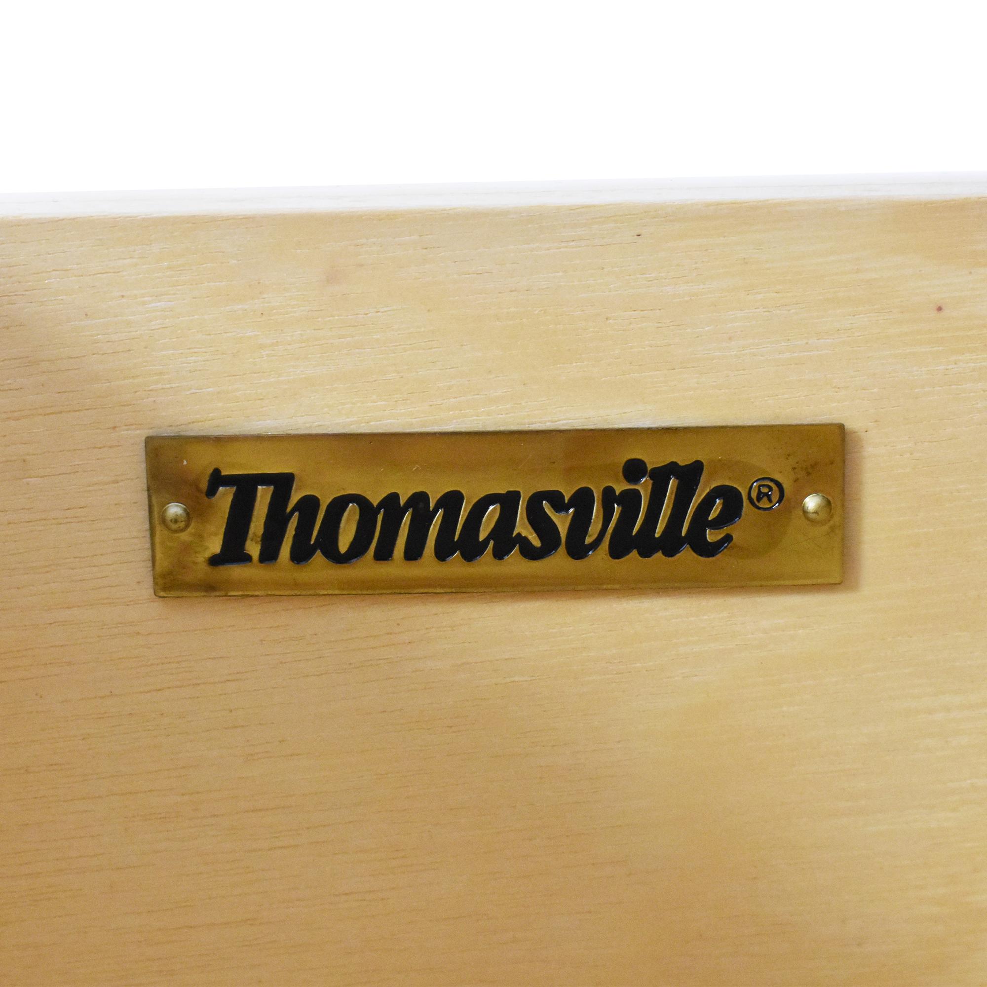 Thomasville Thomasville Triple Dresser and Mirror price