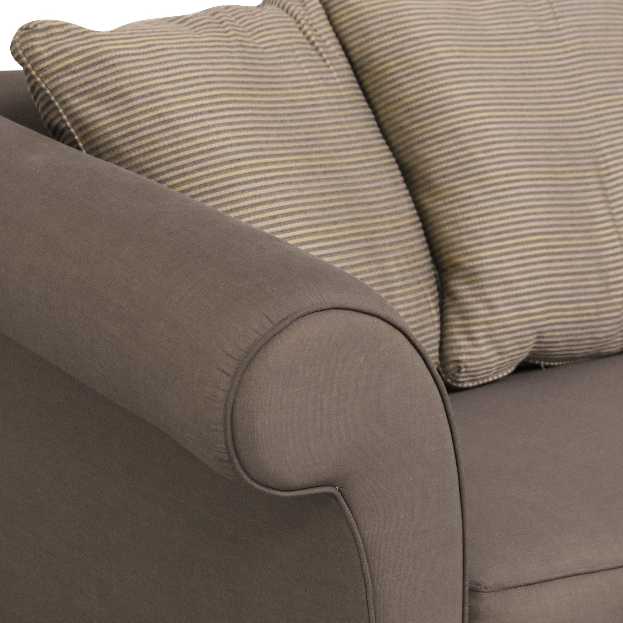 buy Ethan Allen Ethan Allen Shelter Sofa online