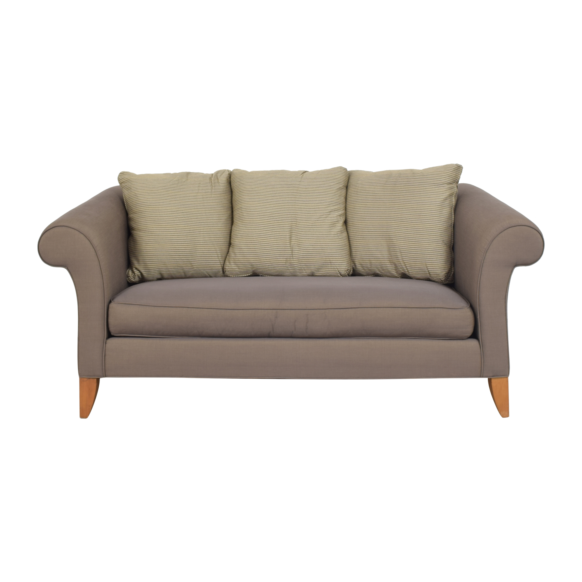Ethan Allen Ethan Allen Shelter Sofa GRAY