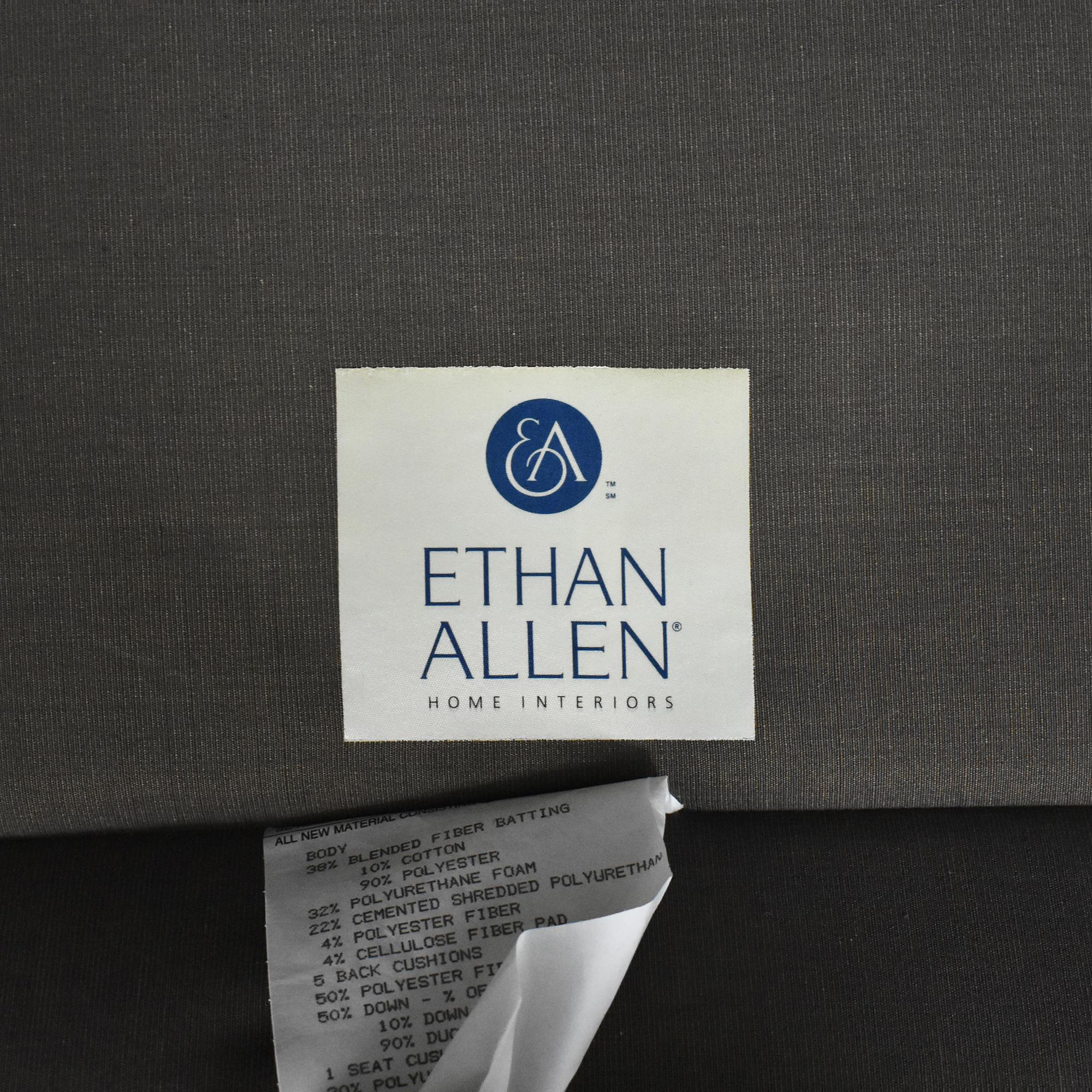 Ethan Allen Shelter Sofa / Classic Sofas