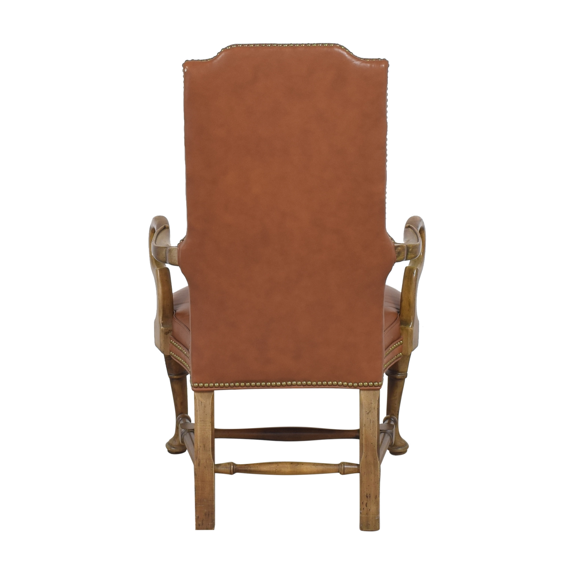 Century Chair Company Century Chair Company High Back Arm Chair for sale