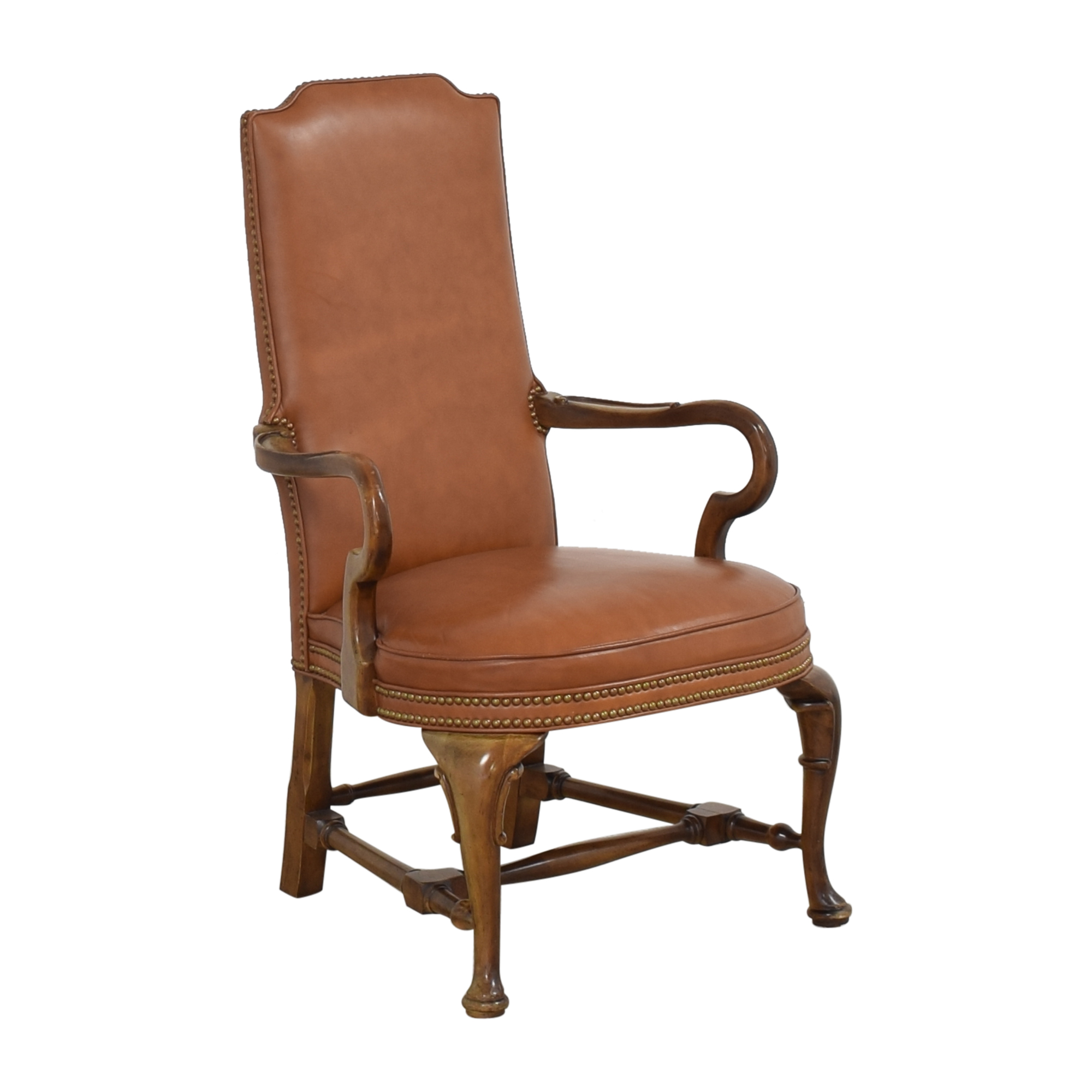 Century Chair Company Century Chair Company High Back Arm Chair nyc