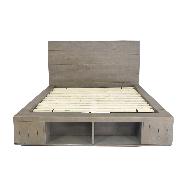 Macy's Brandon Storage Full Platform Bed / Bed Frames