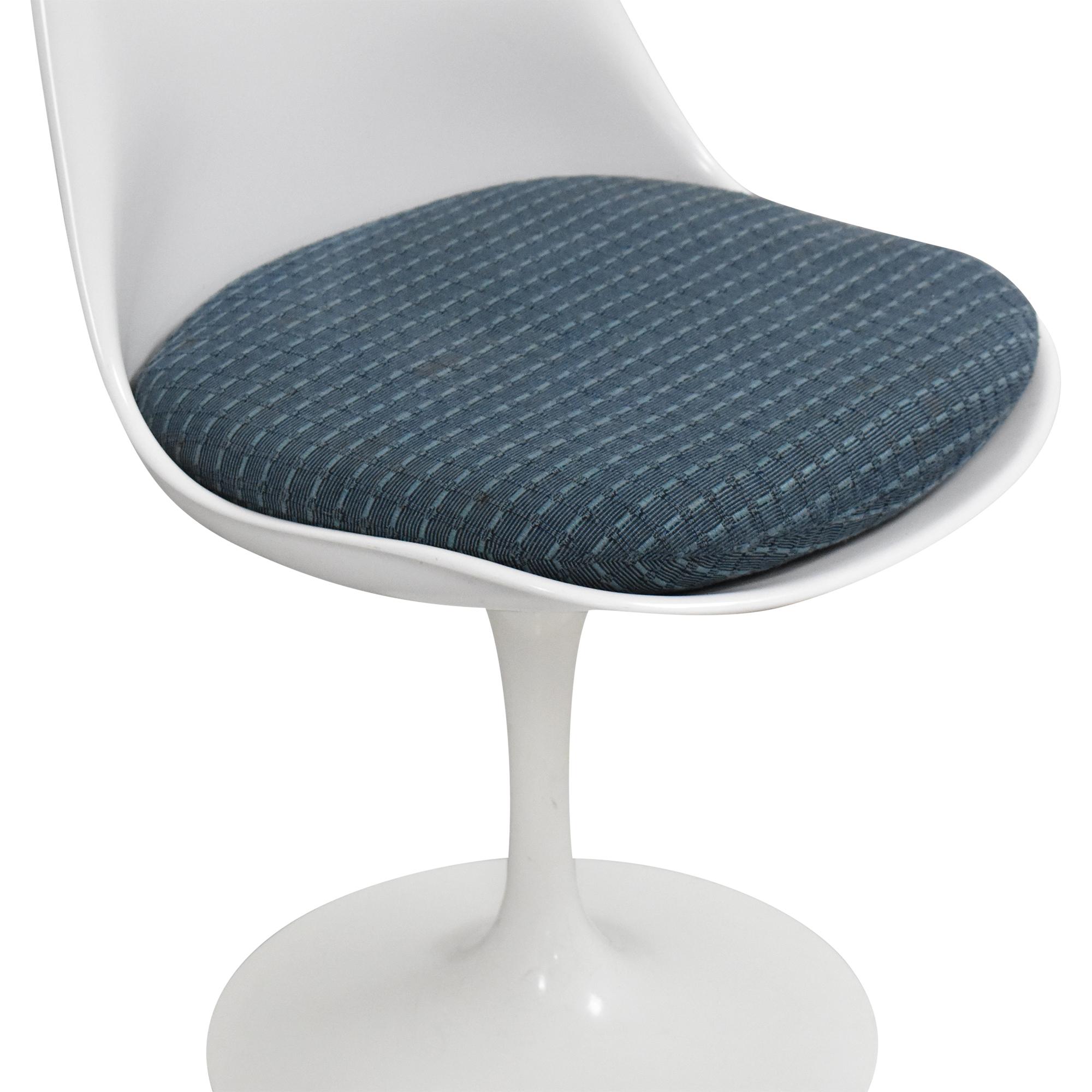 Knoll Knoll Tulip Eero Saarinen Chair dimensions